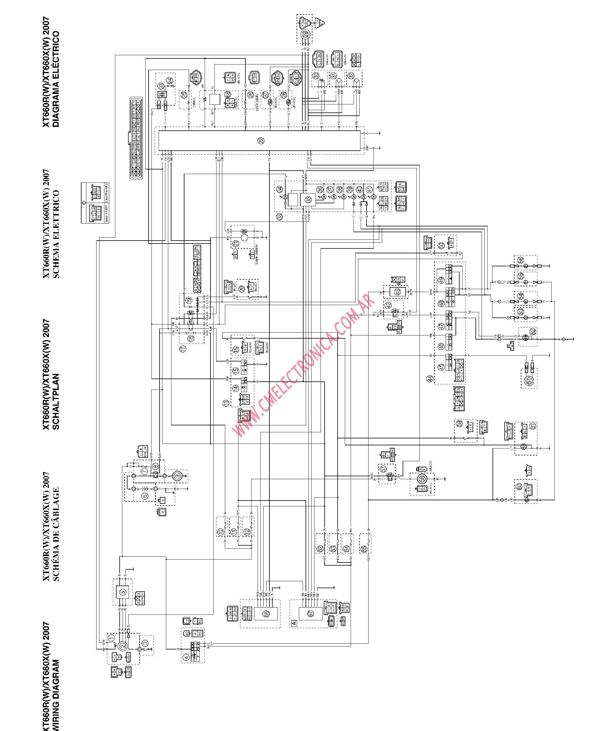 banshee wiring diagram awesome