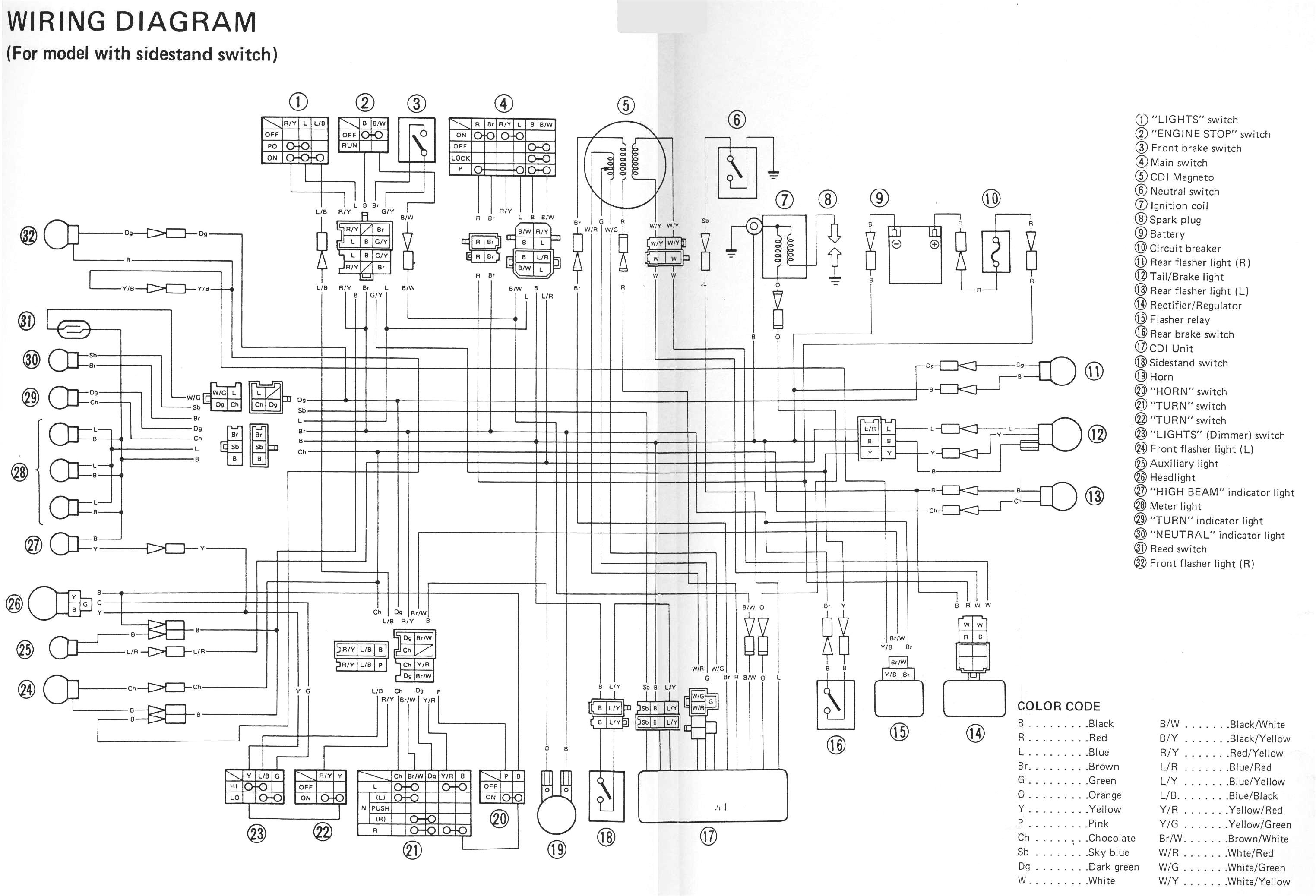 banshee wiring diagram awesome wiring diagram image rh mainetreasurechest com 110 Quad Wiring-Diagram Chinese ATV Wiring Diagrams