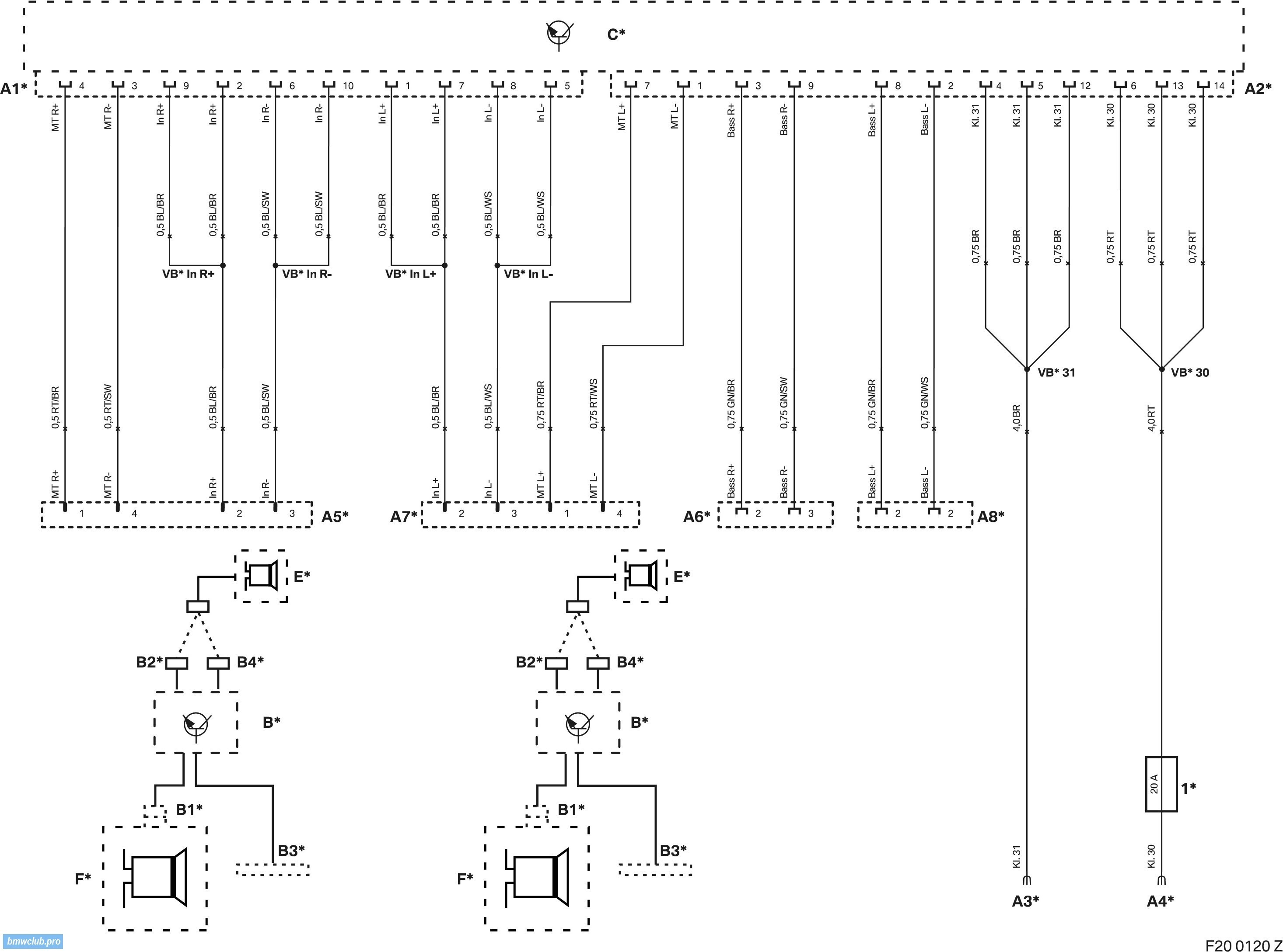 Bmw Wiring Diagrams Unique Magnificent E82 Bmw Wds Wiring Diagrams Line Ideas Electrical