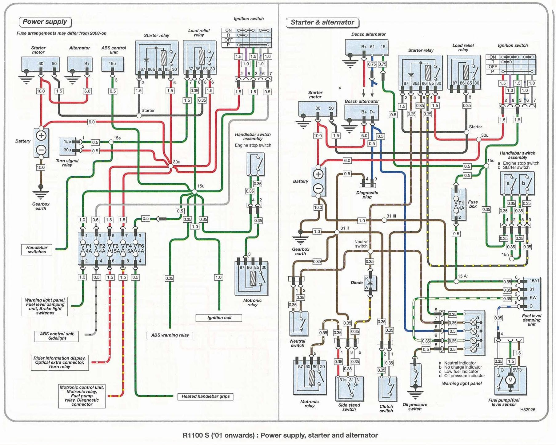 Bmw R1100r Wiring Schematics Electrical Diagrams E53 Diagram R1100rs Basic U2022 Rh Rnetcomputer Co E90