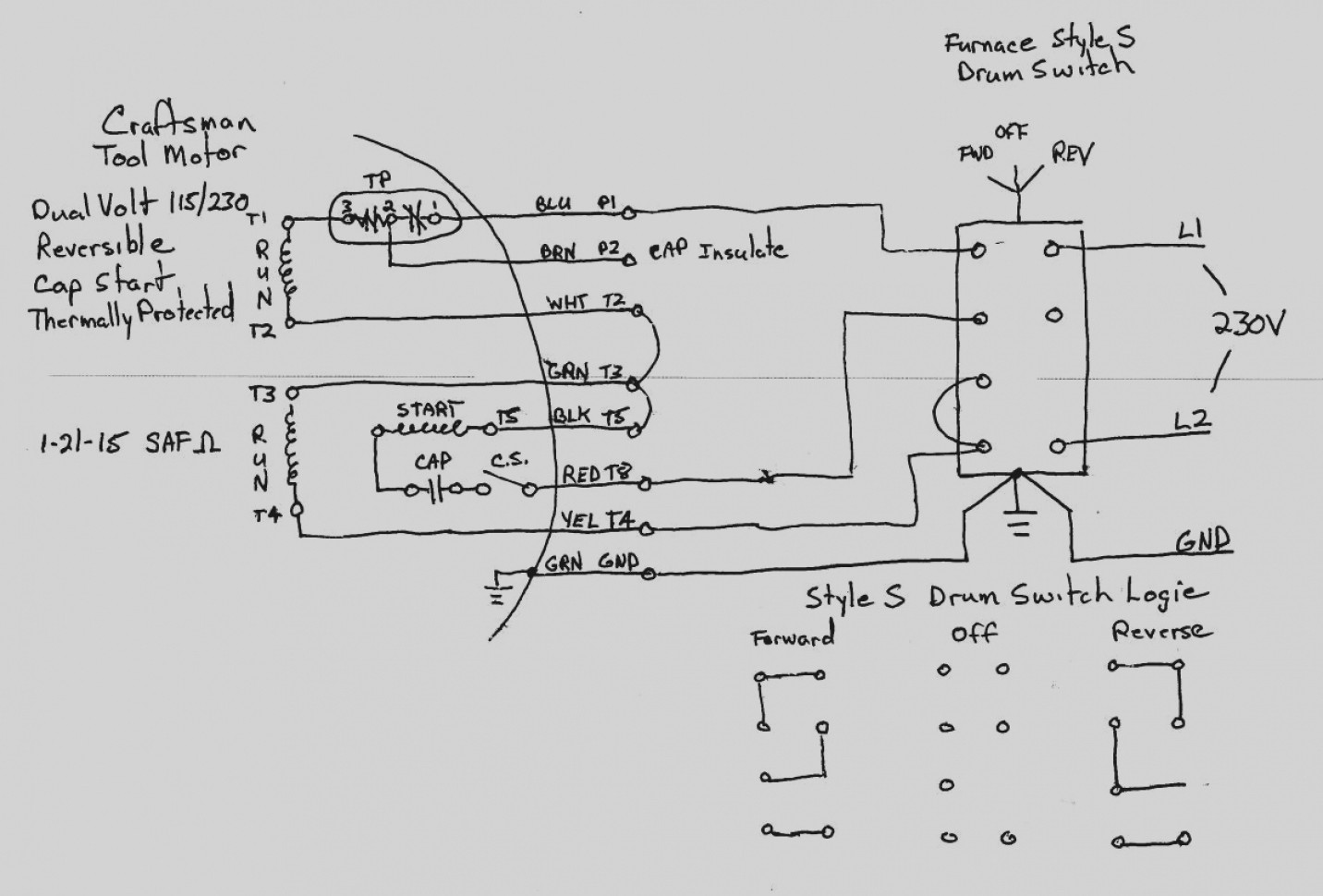 Buck Boost Transformer Wiring Diagram