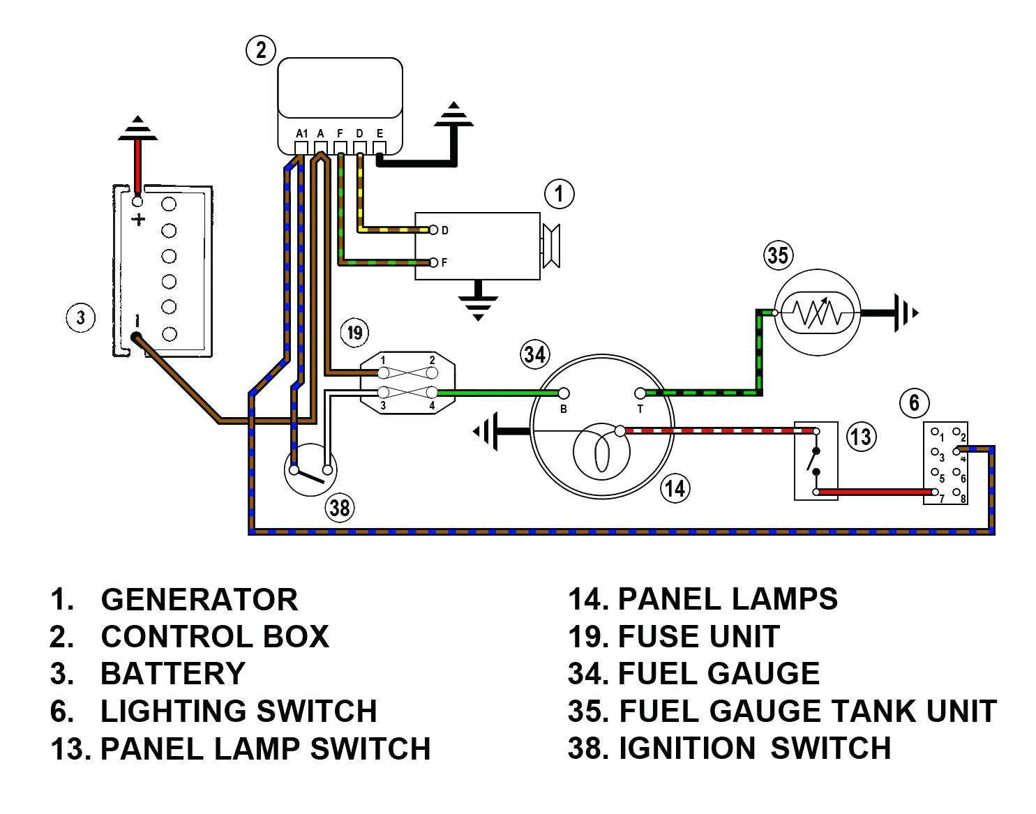 Full Size of Wiring Diagram For Trailer Connector Fuel Gauge Gm 2 Battery Boat Paper Generator