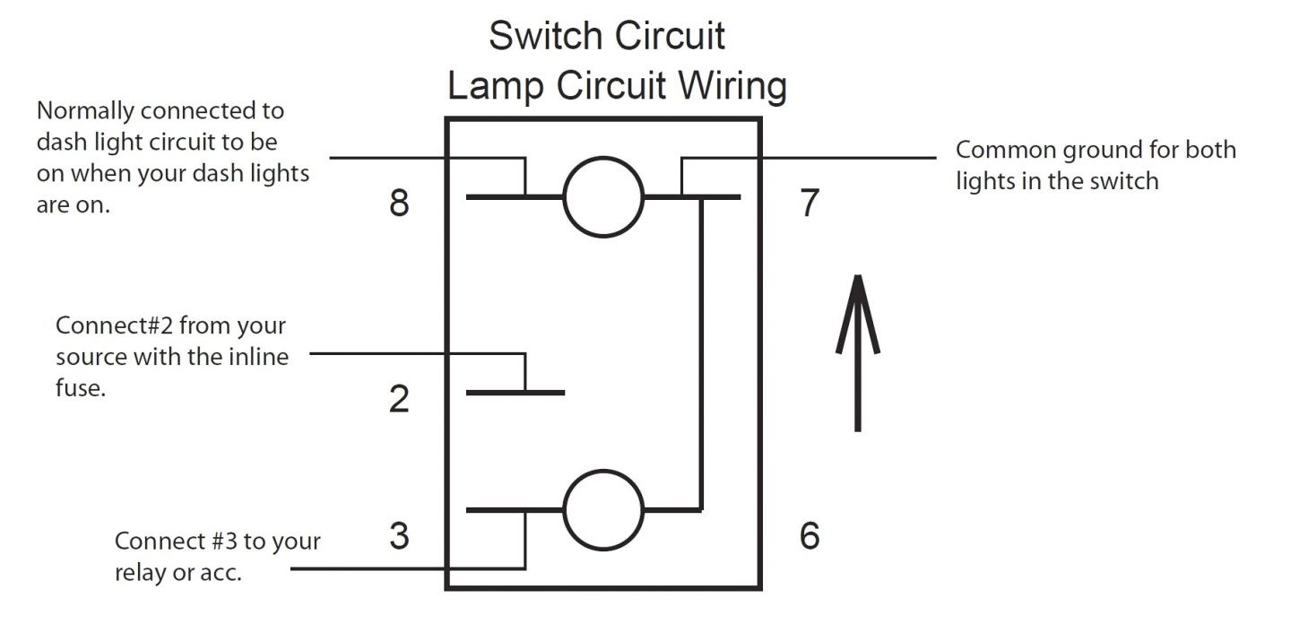 Carling toggle Switch Wiring Diagram Awesome | Wiring Diagram Image