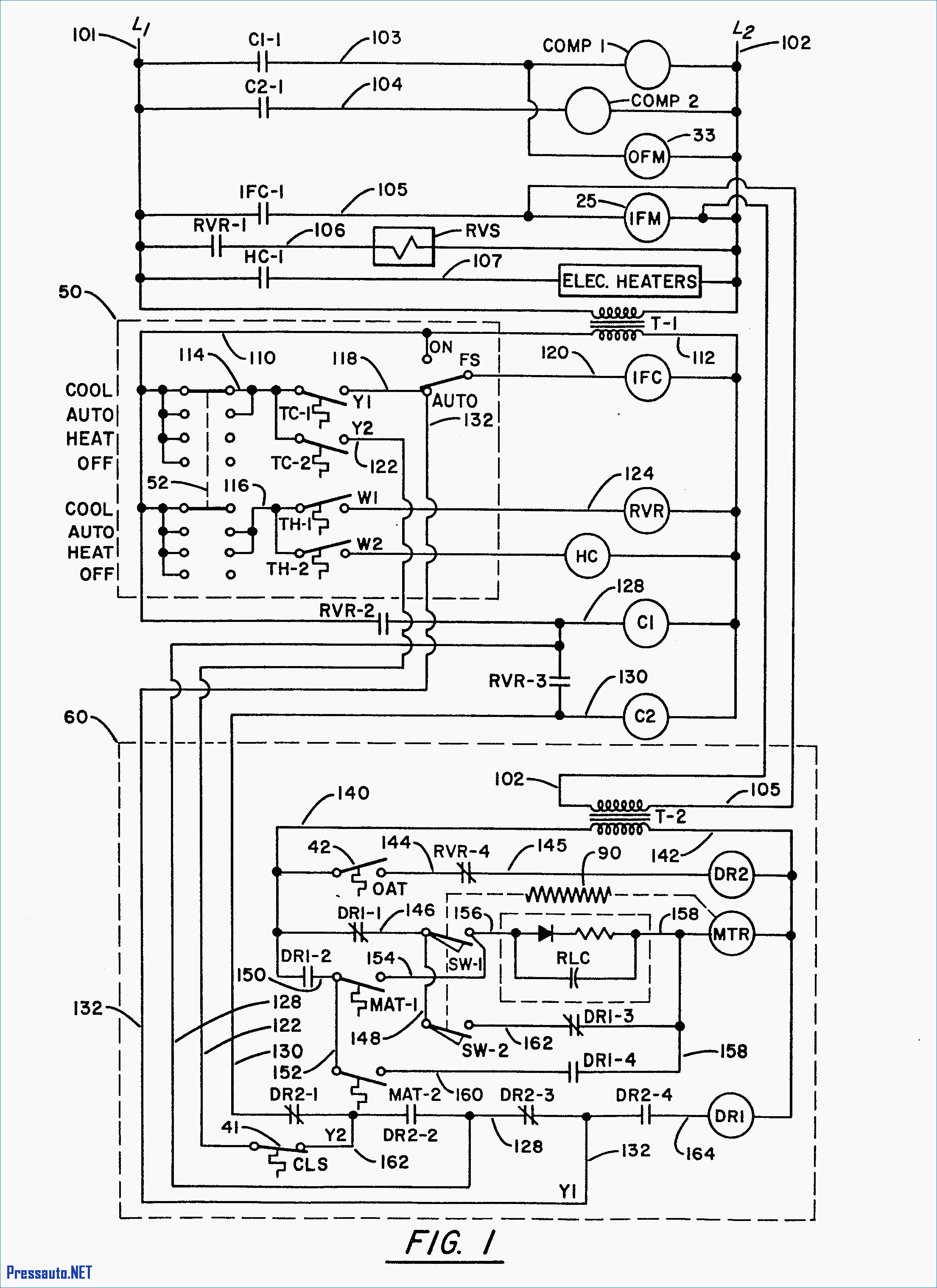 Generous Carrier Wiring Diagrams Rooftops Inspiration Incredible Ac Diagram