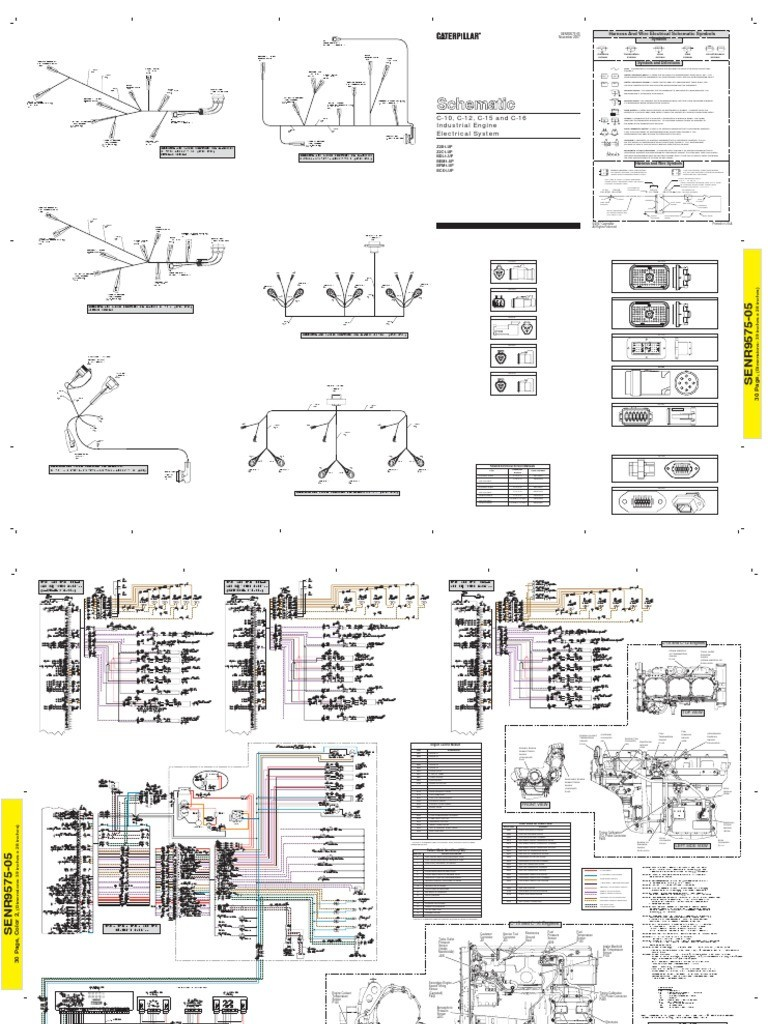 Wiring Diagram Cat 70 Pin Ecm Brilliant Blurts Me Inside