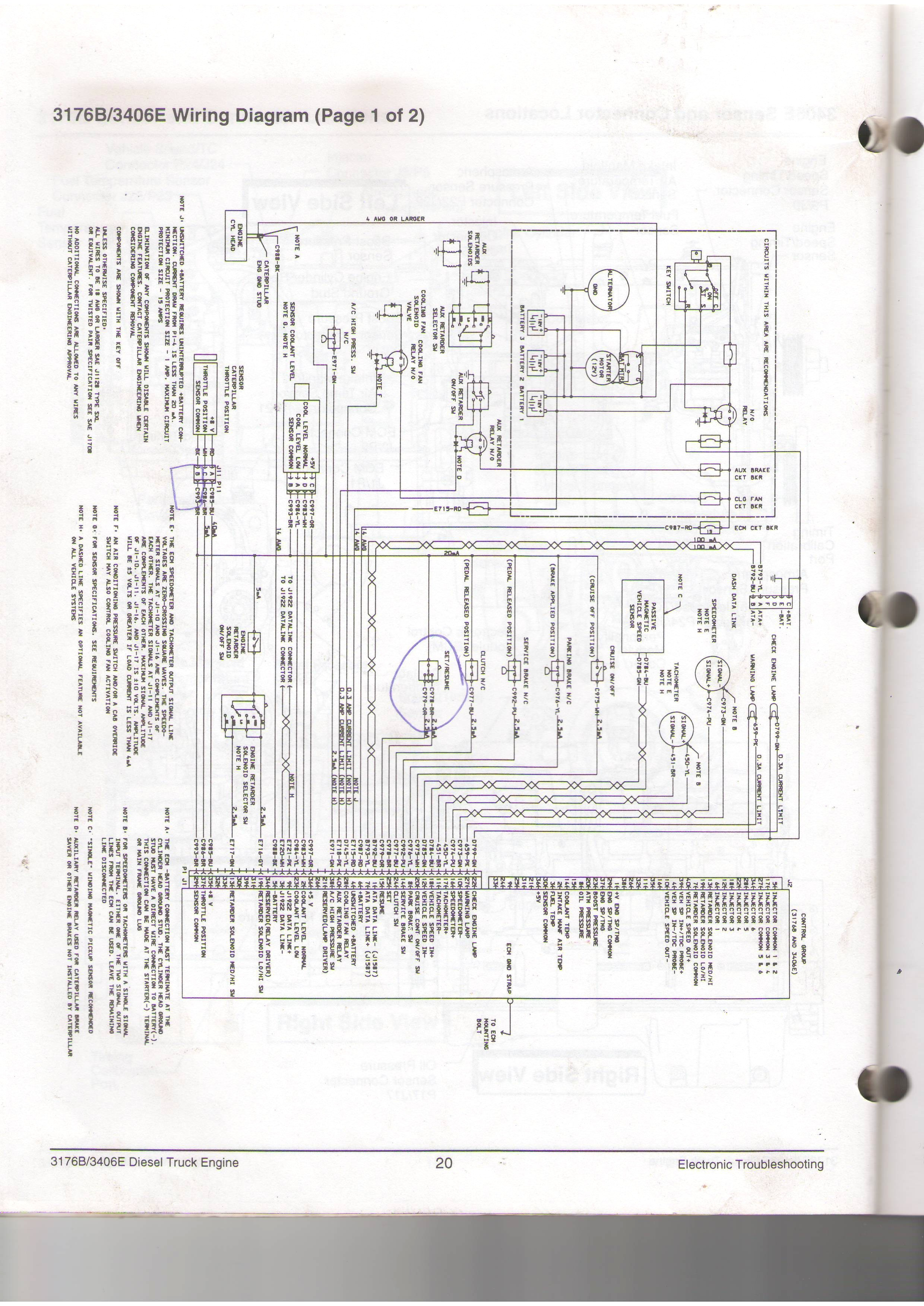 Cat 70 Pin Ecm Wiring Diagram Inspirational Could I Have The Stuning For