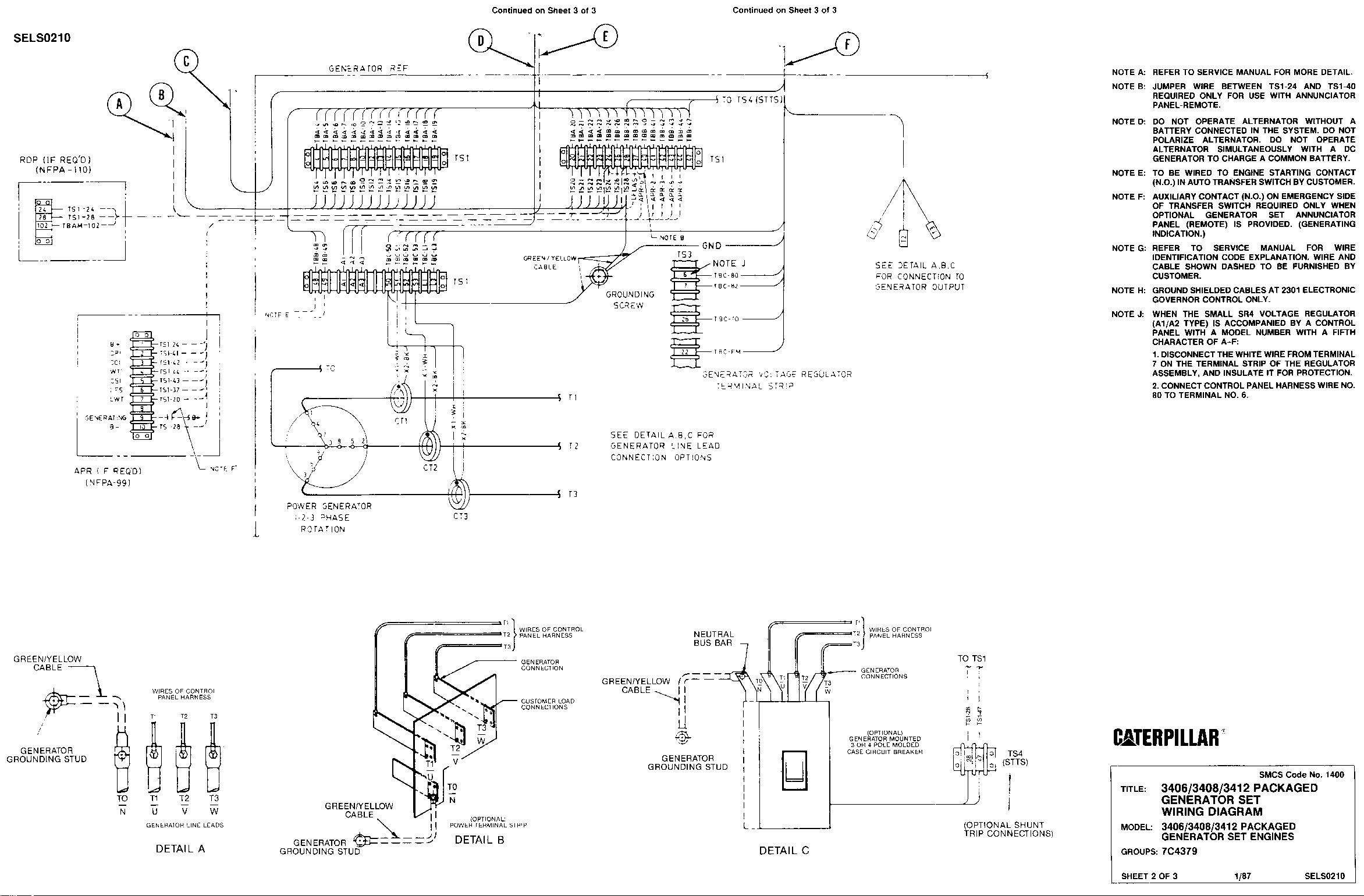 c12 ecm wiring diagram