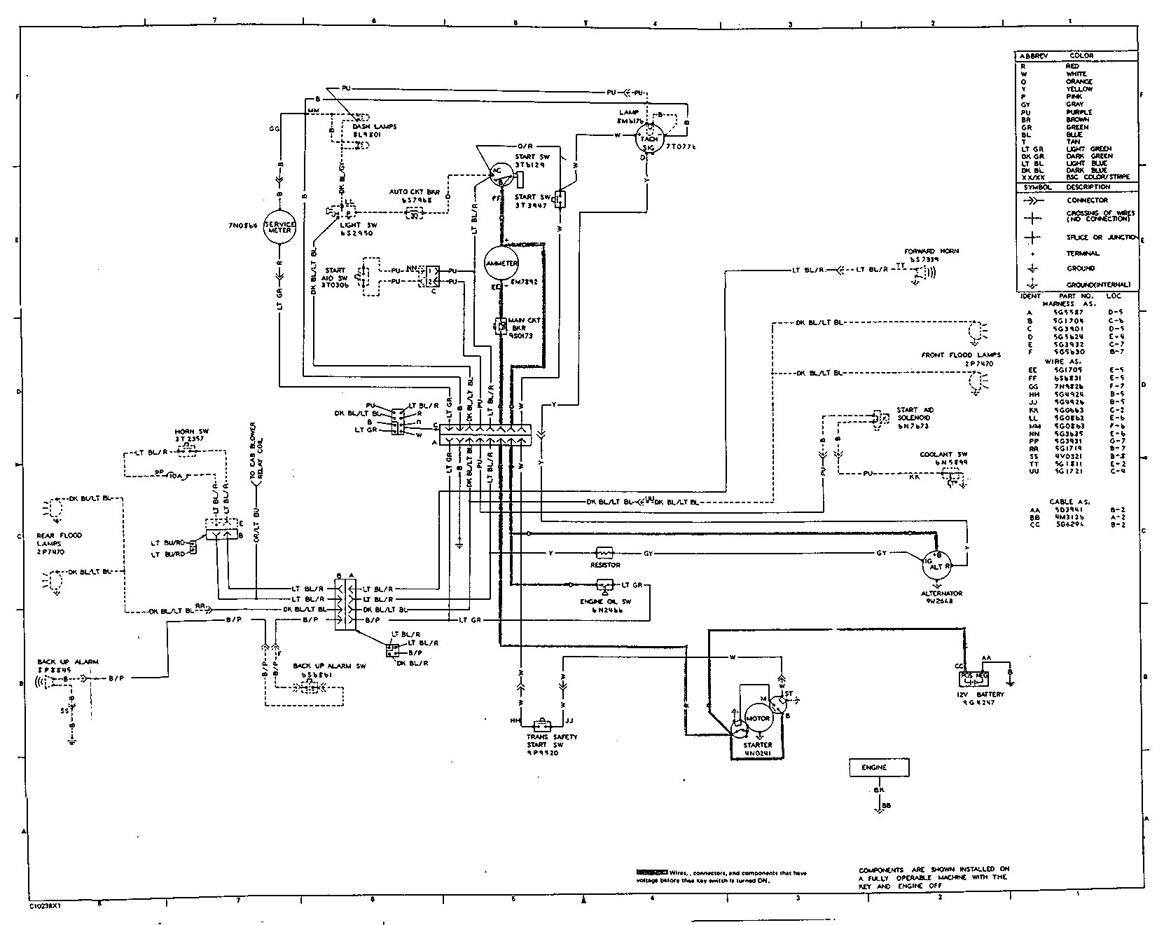 2004 cat c7 ecm wiring diagram wiring solutions rh rausco com C7 Cat ECM  Wiring Diagram