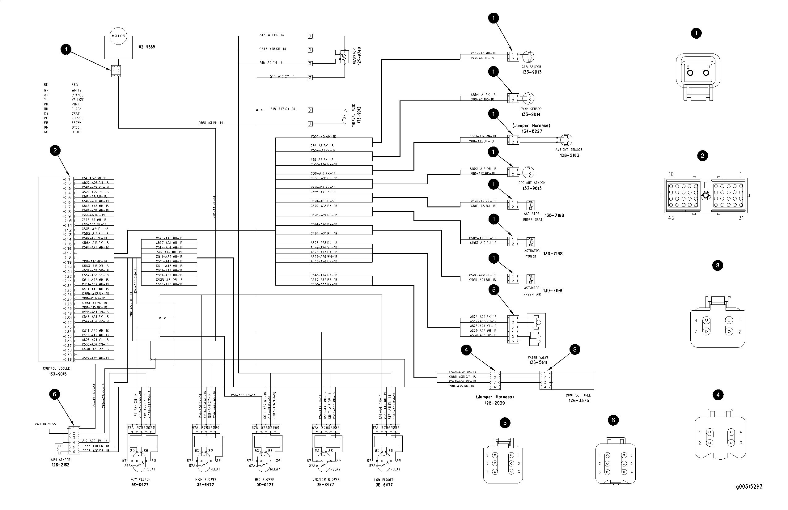 C15 Cat Engine Wiring Diagram 3406 Ascert Acert Ecm Solutions C On