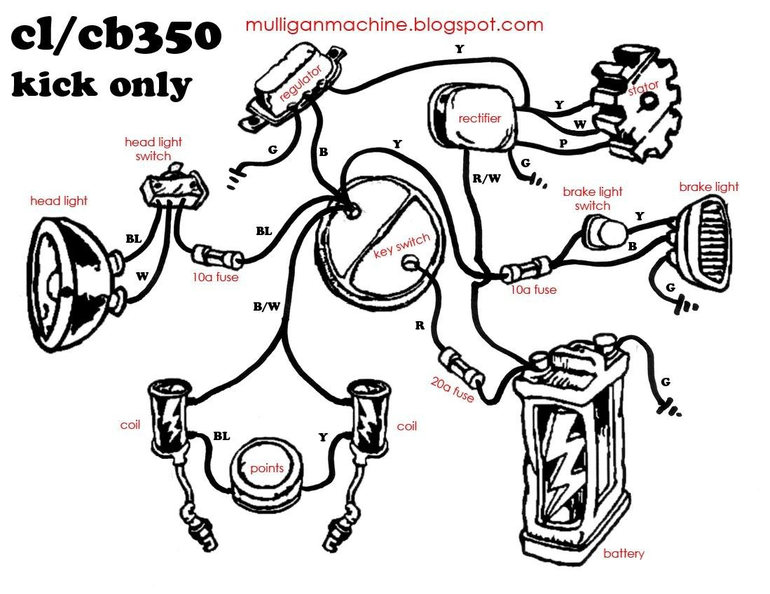 cb750 wiring diagram wiring diagram image rh mainetreasurechest com 1972 CB750 K2 Wiring-Diagram 1978 Honda CB750K Wiring-Diagram