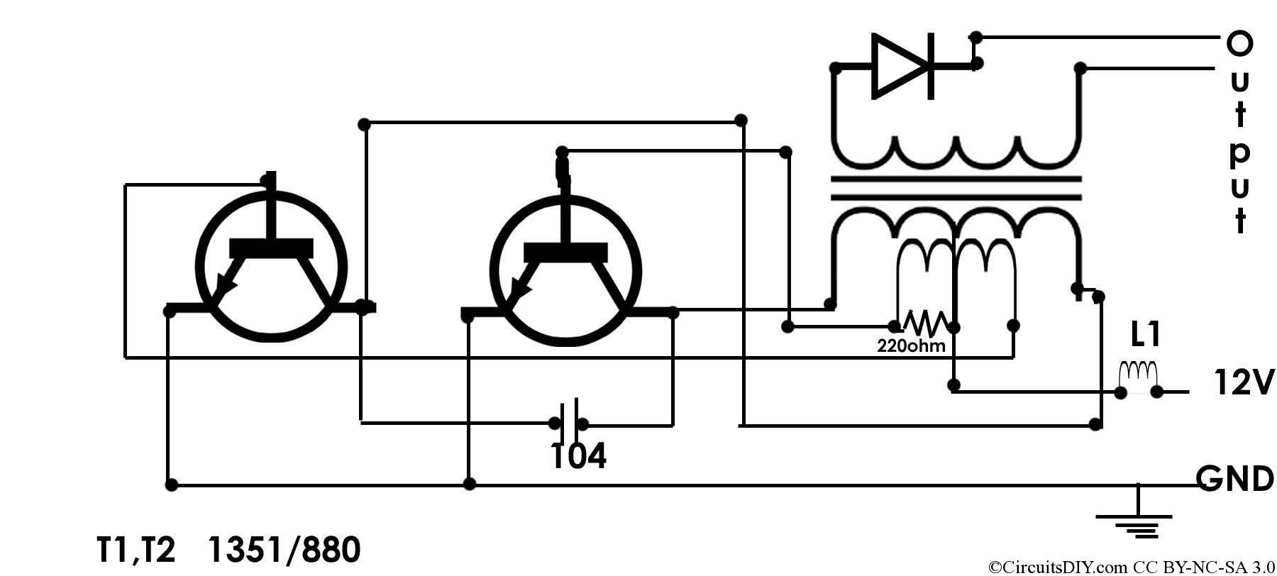 Cfl Circuits Diagram