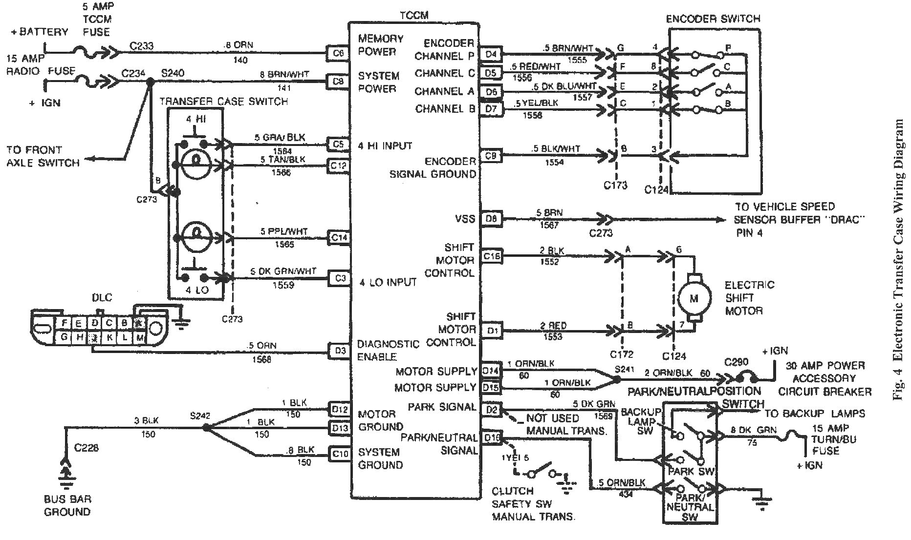 Wiring Diagram For 2000 Chevrolet S 10 Blazer S10 Image On