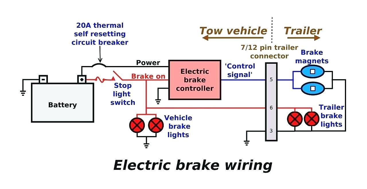 Pilot Brake Controller Wiring Diagram Library Tekonsha Fortable