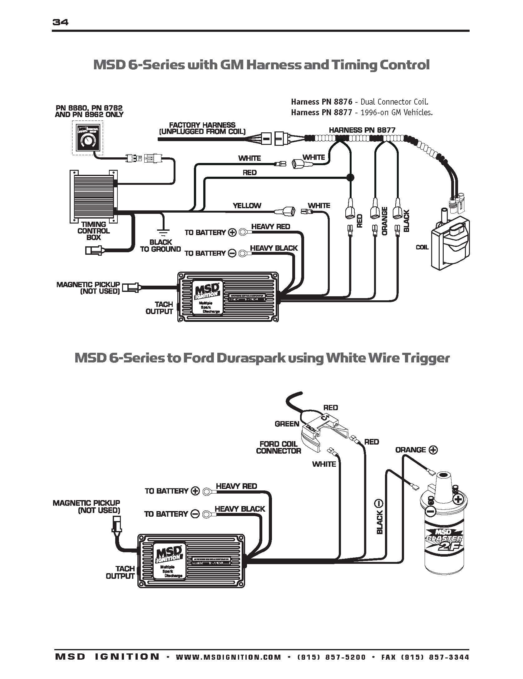 Great ford ignition coil wiring diagram images electricalMSD Distributor Wiring Diagram Chevy Ignition Coil Wiring Diagram