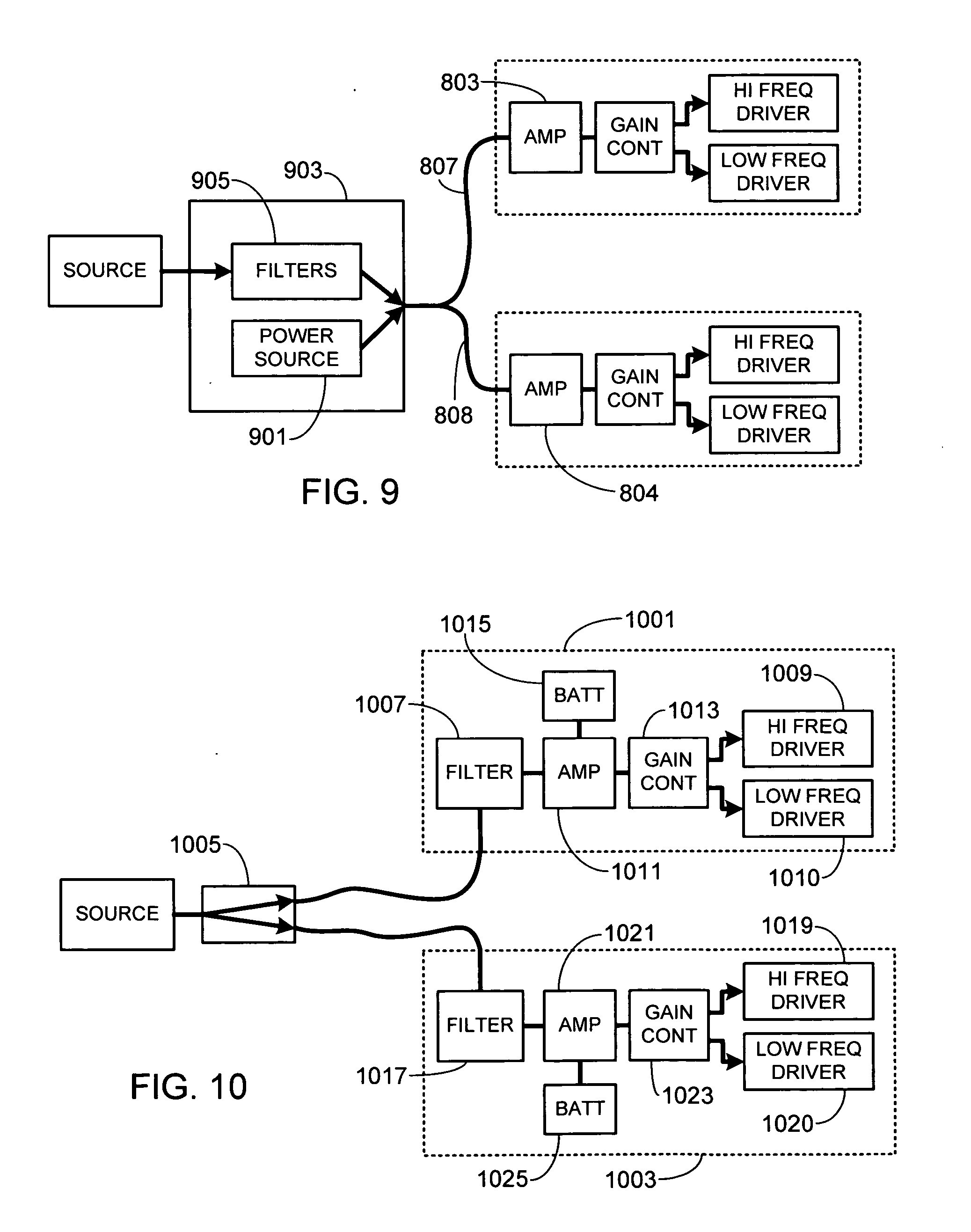 Circuit Breaker Wiring Diagram New Image Active Crossover Schematic Patent Us For Use With Multi Driver Drawing Basics