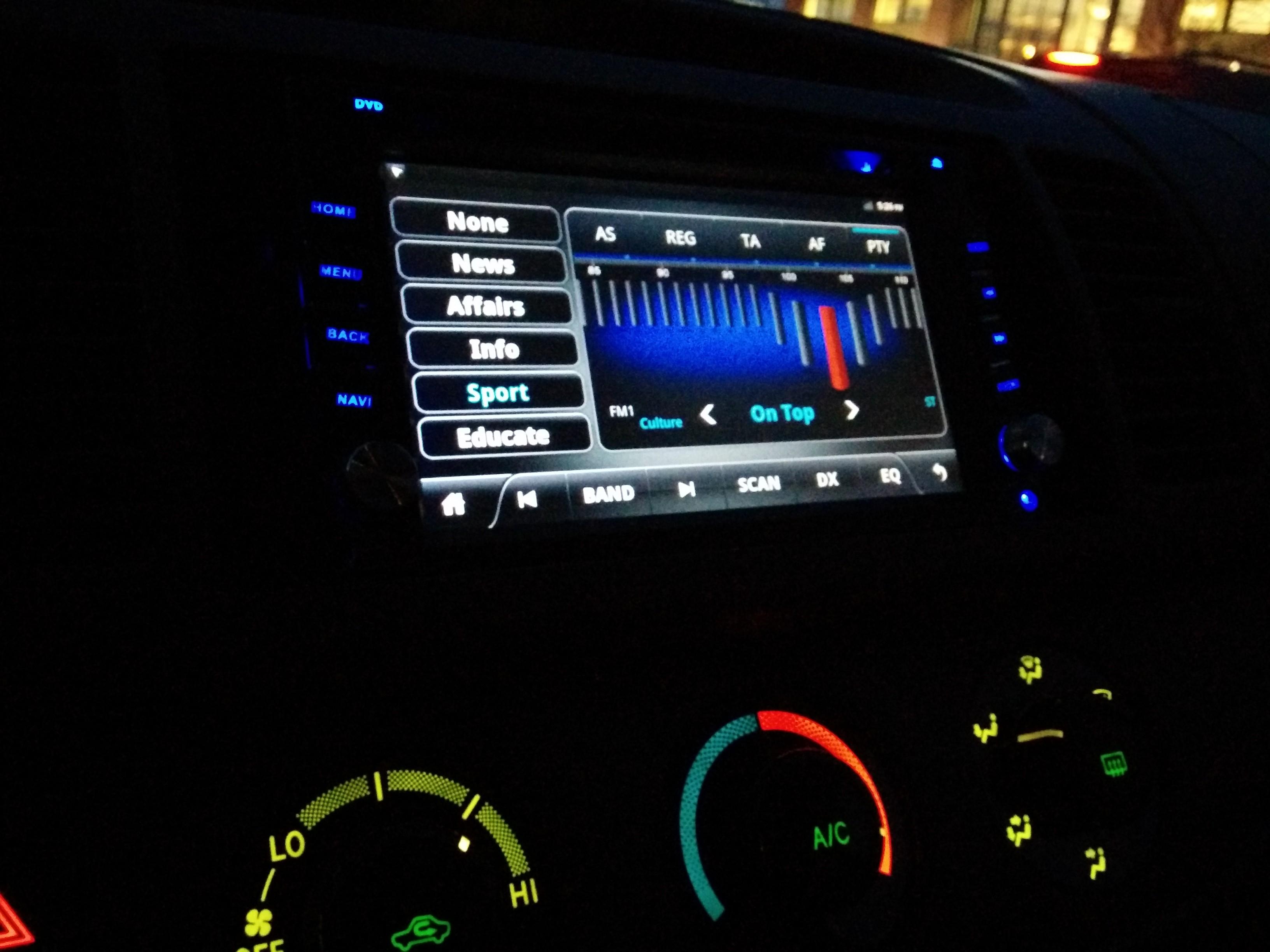 android radio tuner