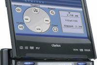 "Clarion Vrx 755vd New Clarion Proaudio Vrx755vd Dvd Mp3 Receiver with 7"" Lcd Monitor at"