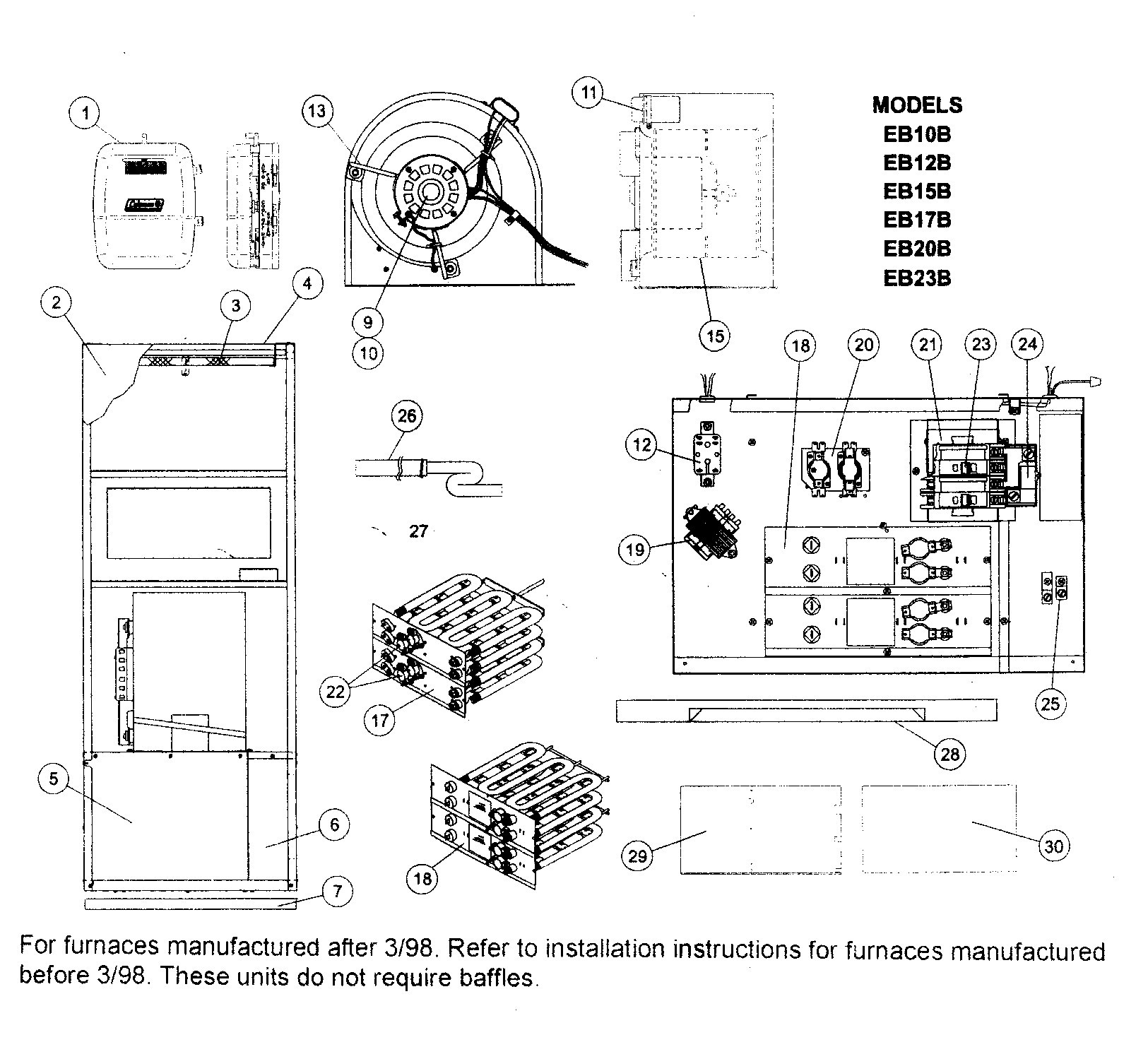 4 Wire Mobile Home Wiring Diagram Fresh Wonderful Coleman Furnace