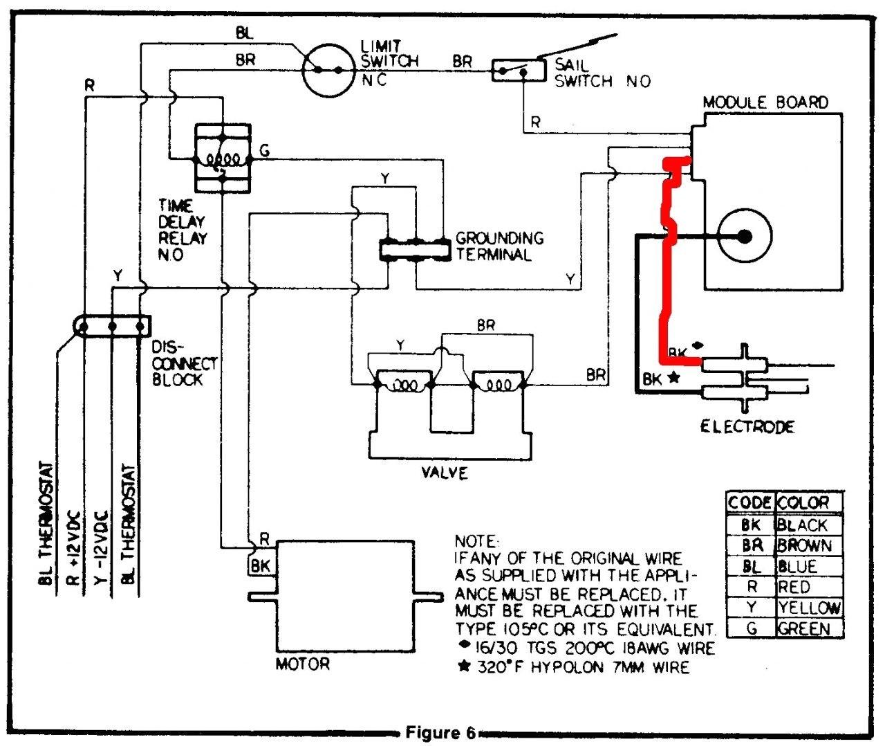 Coleman Ac Wiring Diagram - Wiring Diagram