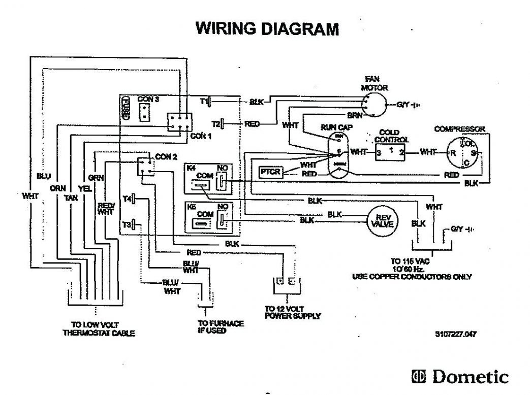 Fine Coleman Thermostat Wiring Diagram Elaboration - Electrical ...