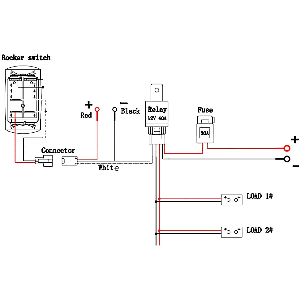 cree led light bar wiring diagram pdf