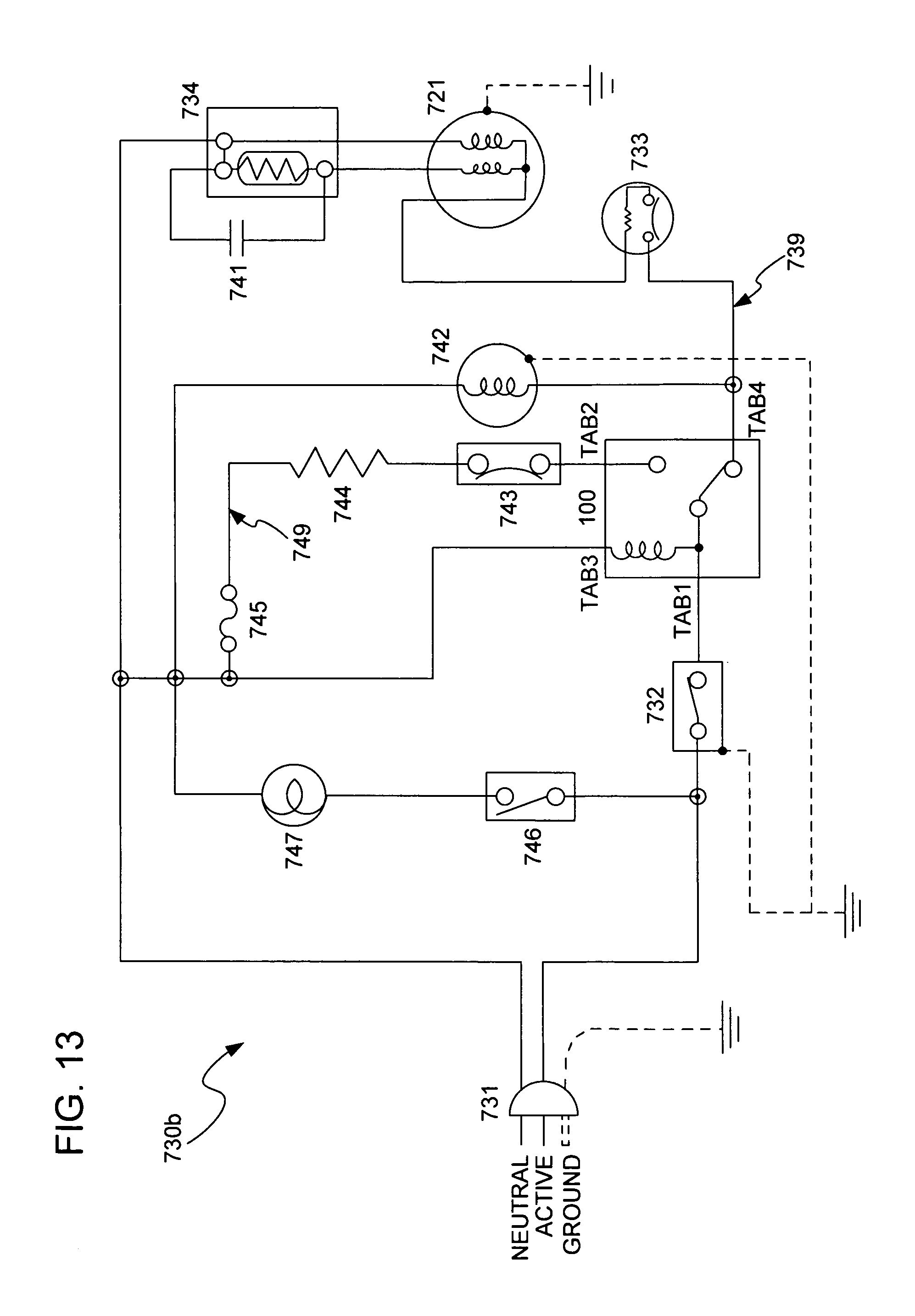 Defrost Timer Wiring Diagram New