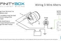 Delco Alternator Wiring Diagram New Awesome 3 Wire Alternator Wiring Diagram Diagram