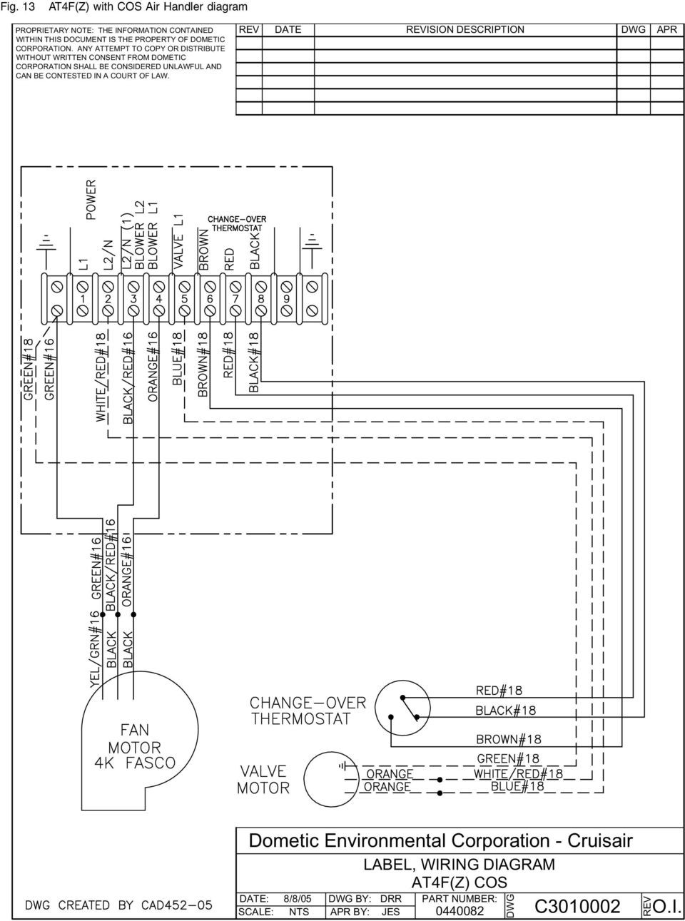 Dometic Single Zone Lcd Thermostat Wiring Diagram Free Download Unique Manual At