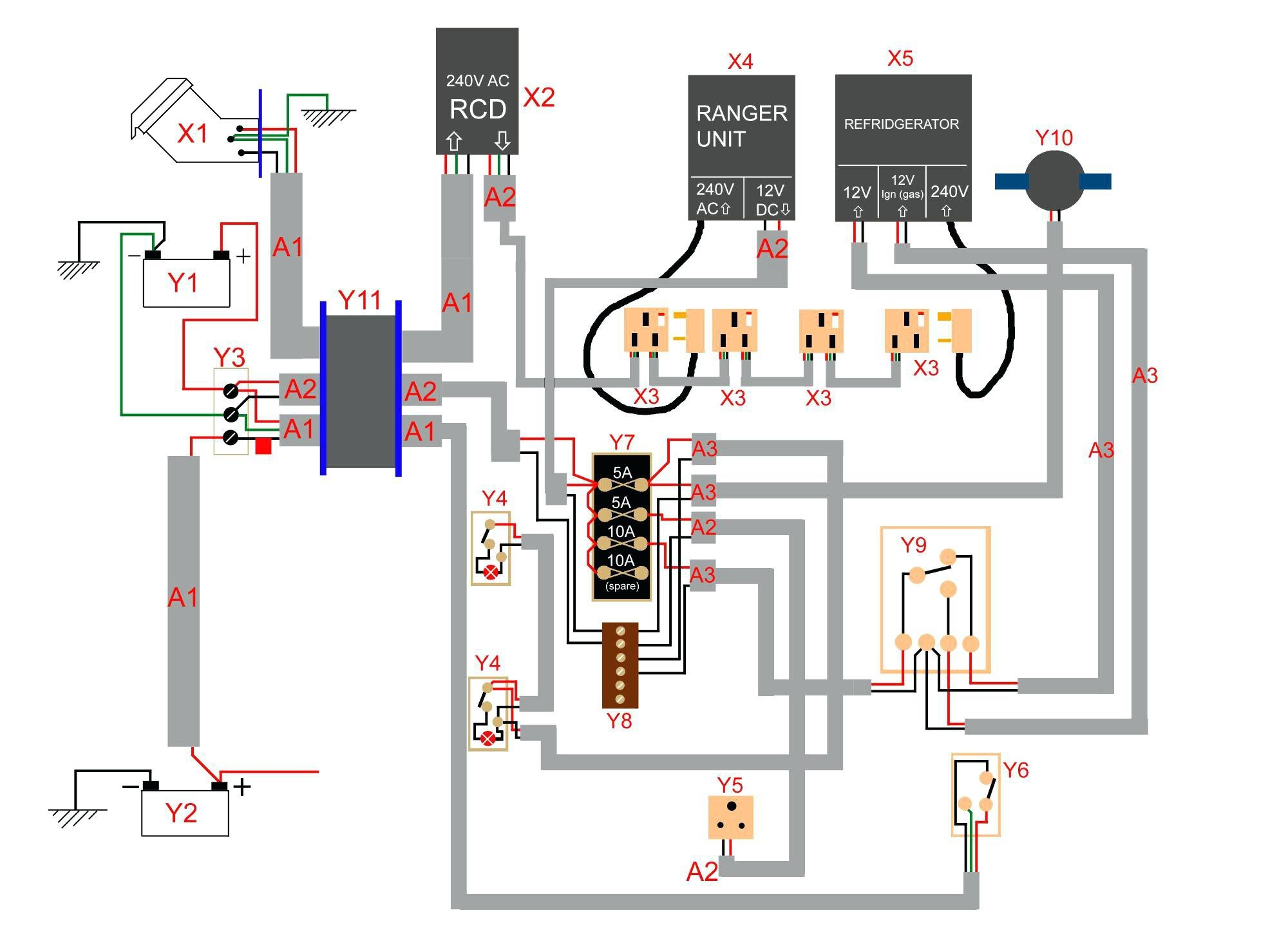 Dometic Lcd Thermostat Wiring Diagram Solutions Single Zone Unique