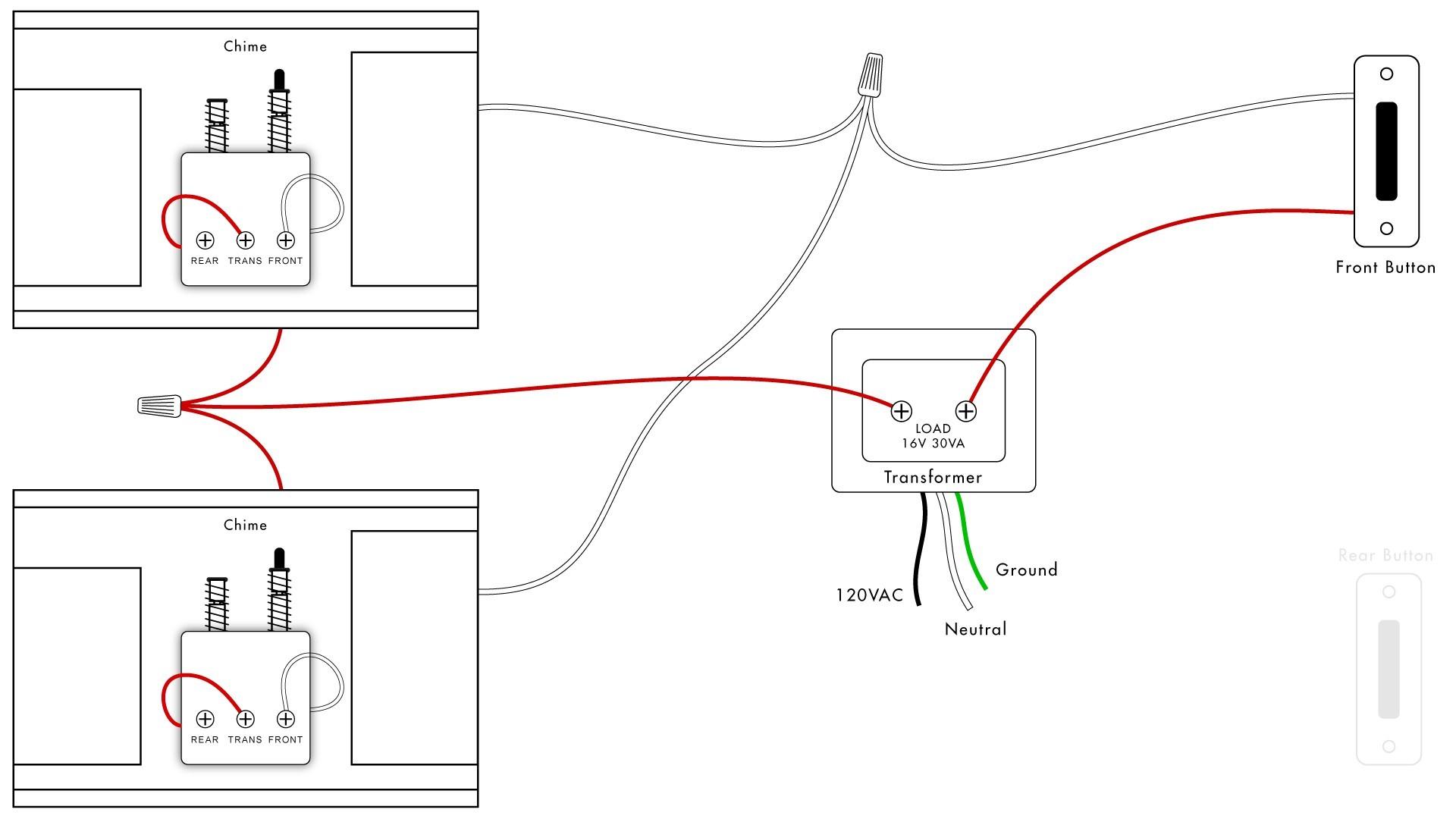 Unique Ring Doorbell Wiring Diagram Diagram