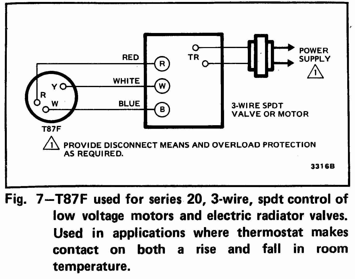 Double pole thermostat wiring diagram inspirational wiring diagram diagrams 3 wire thermostat wiring diagram room and heat ly cheapraybanclubmaster Image collections
