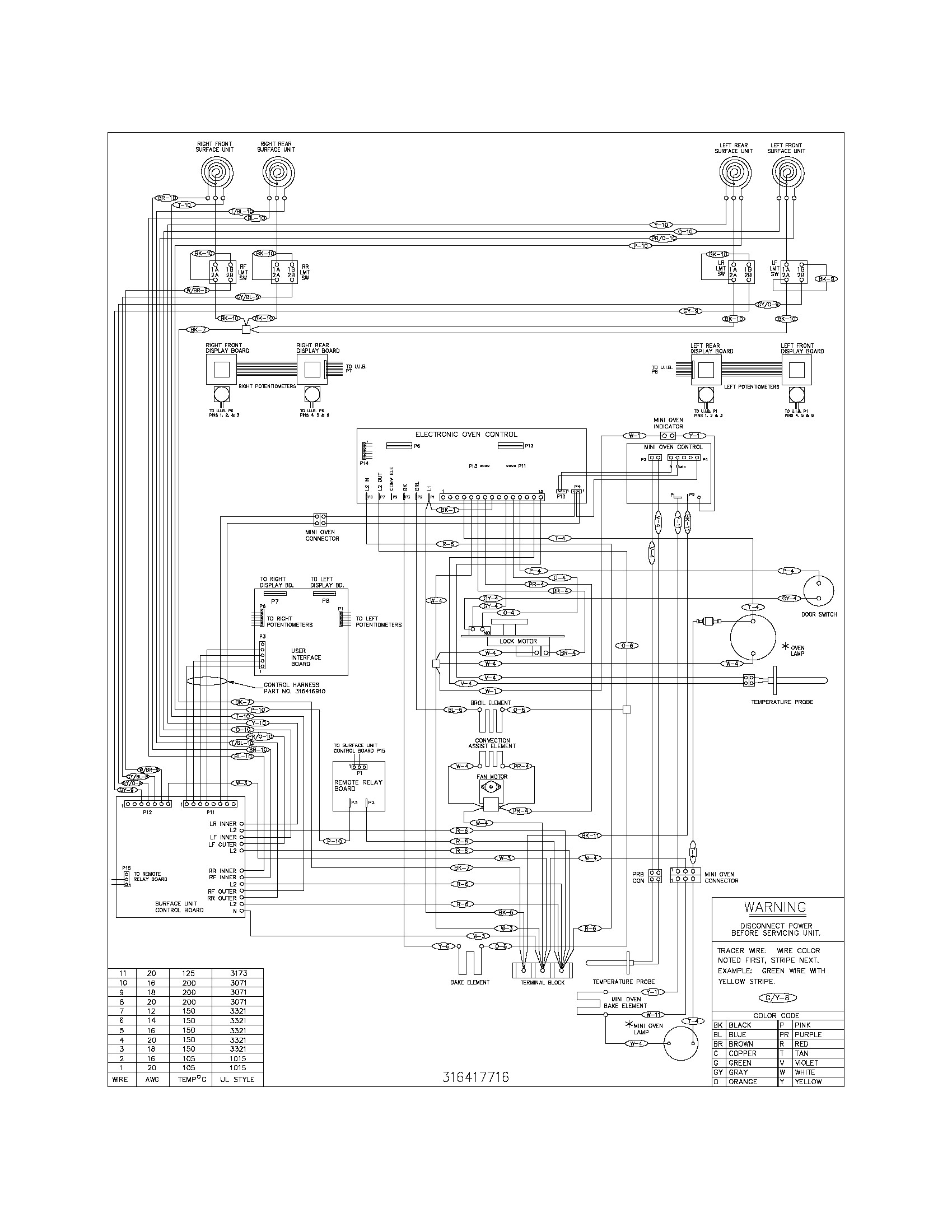 frigidaire cooktop wiring diagram explained wiring diagrams rh sbsun co frigidaire stove top wiring diagram frigidaire gallery stove wiring diagram