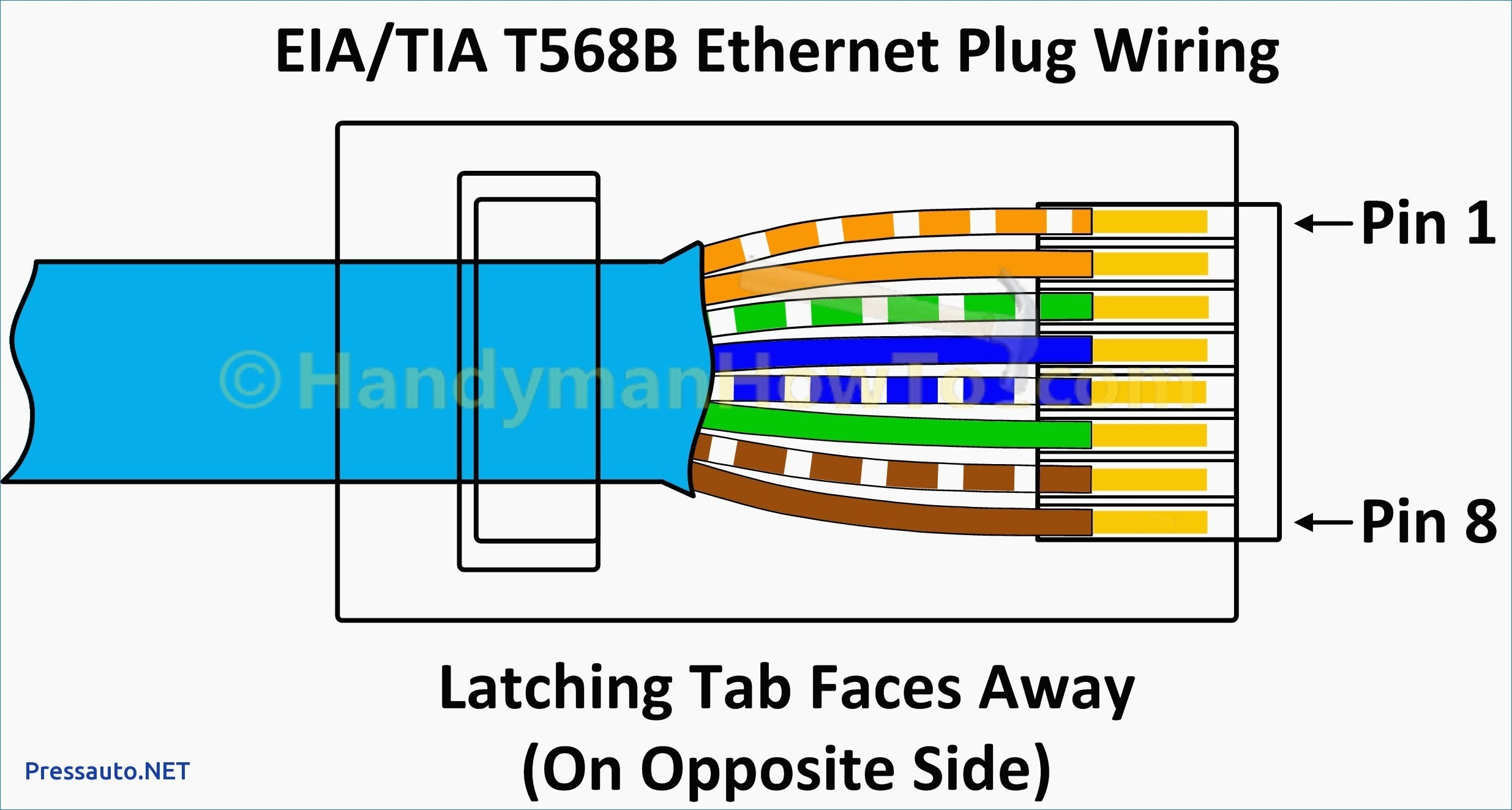 Cat5 Wiring Diagram For Phone Copy Ethernet In Cat 5 Telephone
