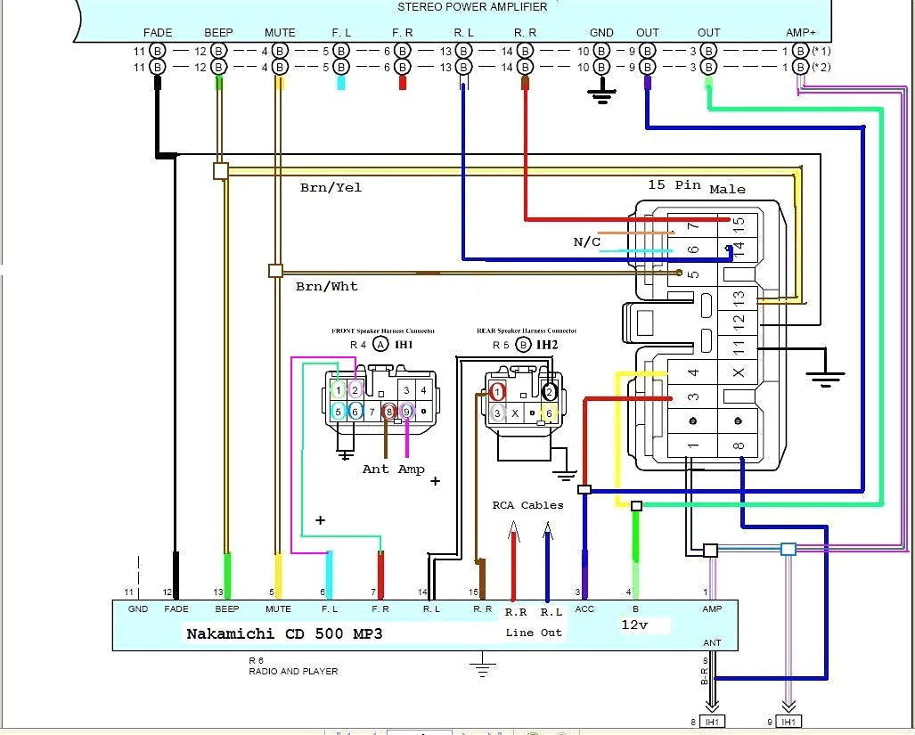 Car Stereo Wiring Diagram For Dual Battery Download Exceptional Magnificent