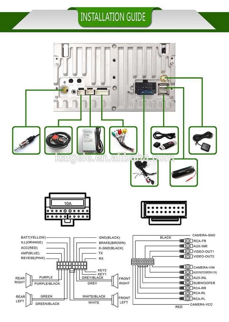 Dual Car Stereo Wiring Diagram Free Download Remarkable Carlplant Extraordinary