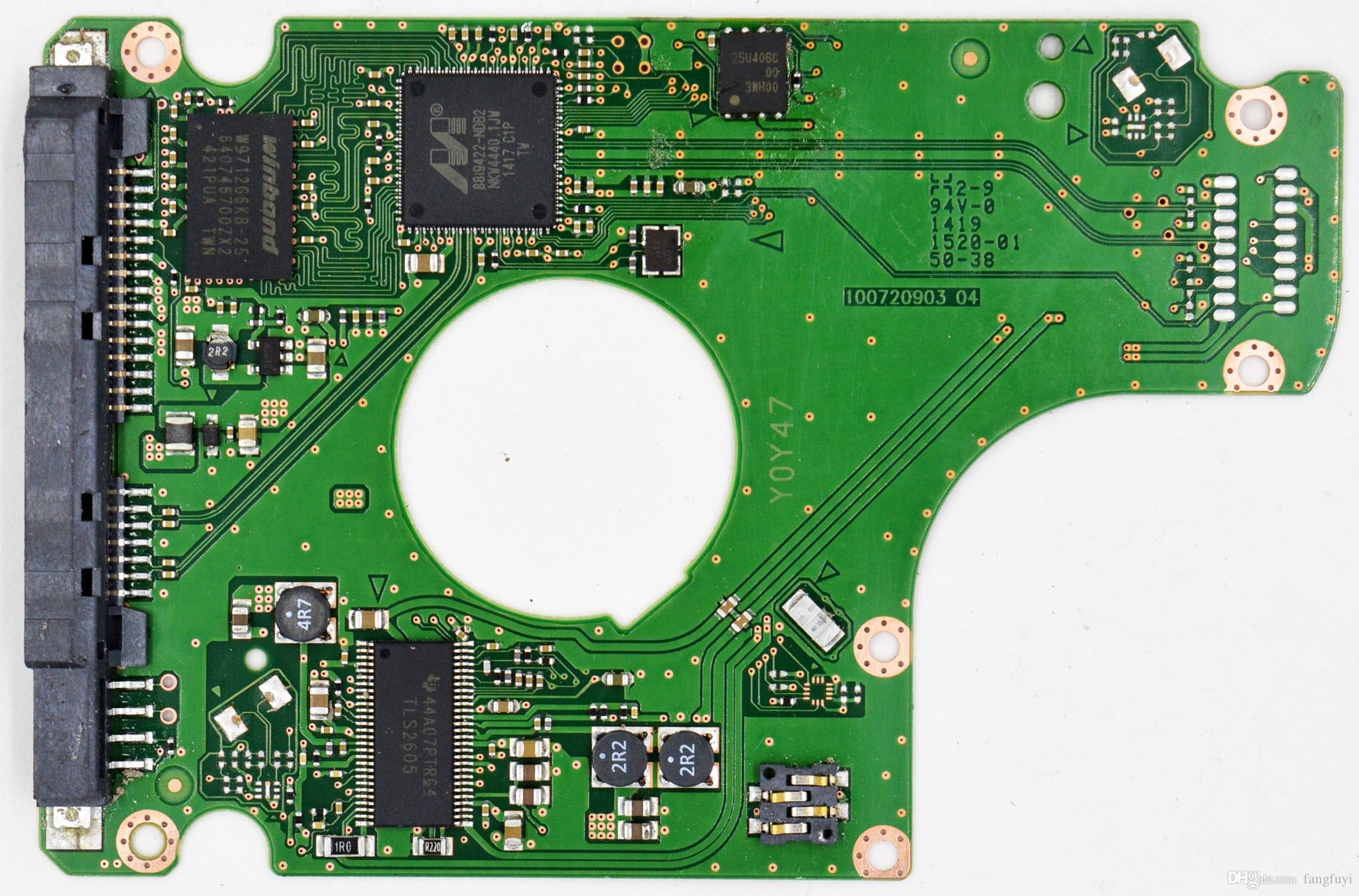 Stdr1000 Hdd Pcb For Seagate Logic Board Board Number 03 M8 rev 07 R00 Electronic Gad Electronic Outlet From Fangfuyi $20 11 Dhgate