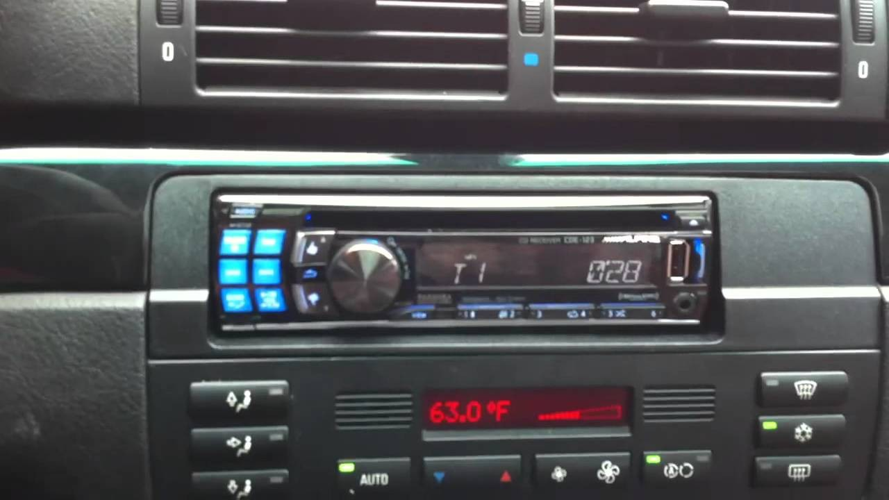 E46 M3 Stereo Best Of | Wiring Diagram Image