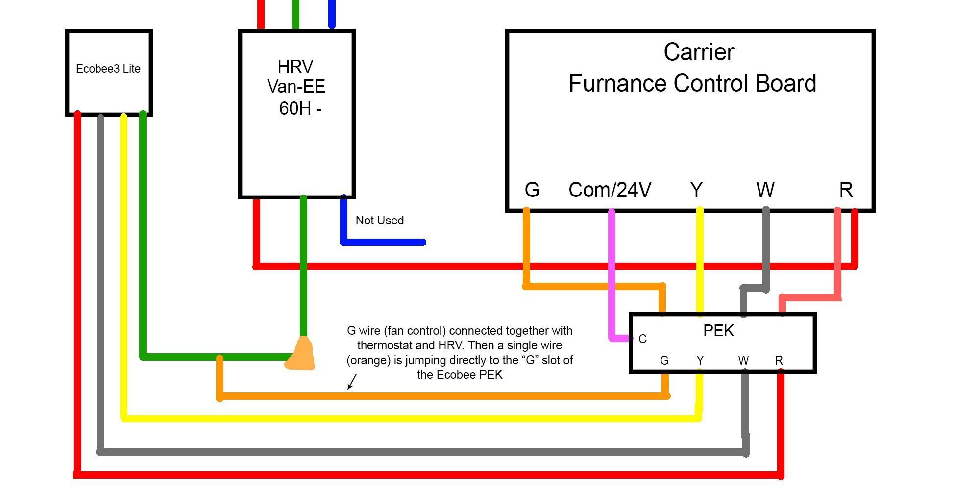 Ecobee3 Wiring Diagram Fresh Elegant Ecobee3 Wiring Diagram Diagram