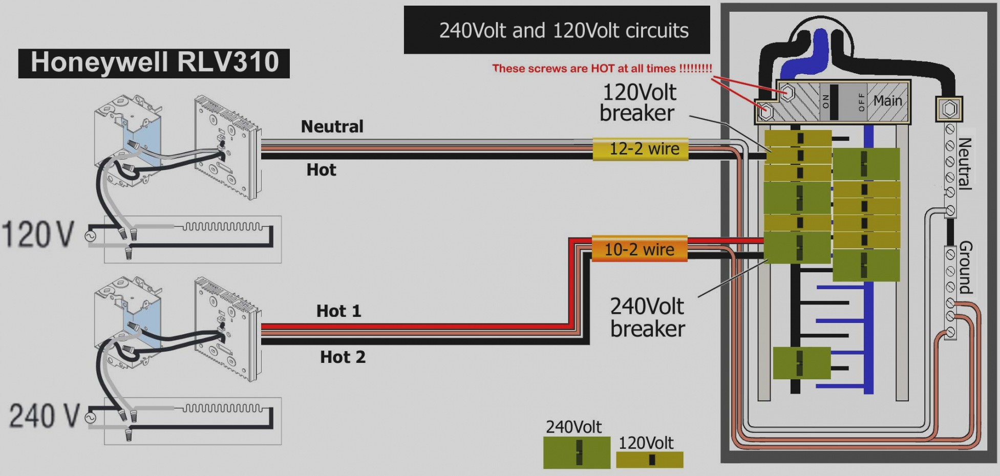 Latest Baseboard Heater Wiring Diagram Excellent Awesome Sample Detail Ideas