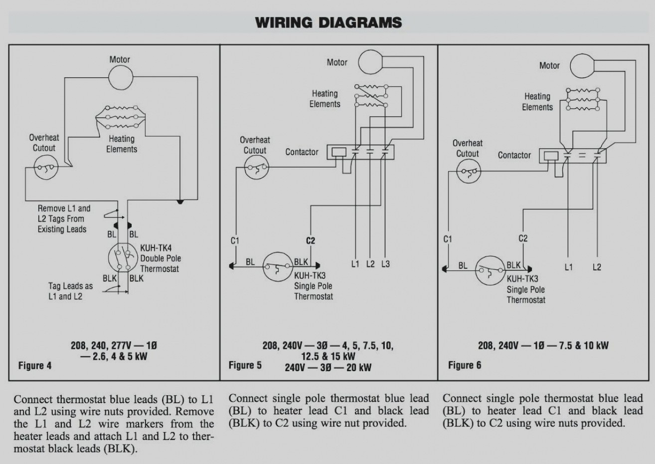 Electric Baseboard Heater Wiring Diagram Image A Thermostat To Unique Multiple Heaters Just E