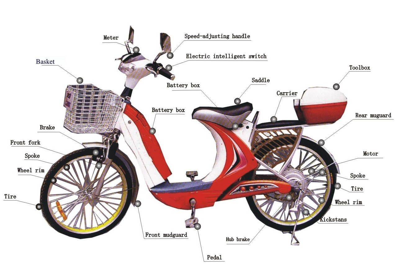 Dirt Bike Parts Diagram Electrical Wiring Diagrams 2 Stroke Engine Electric Awesome Image