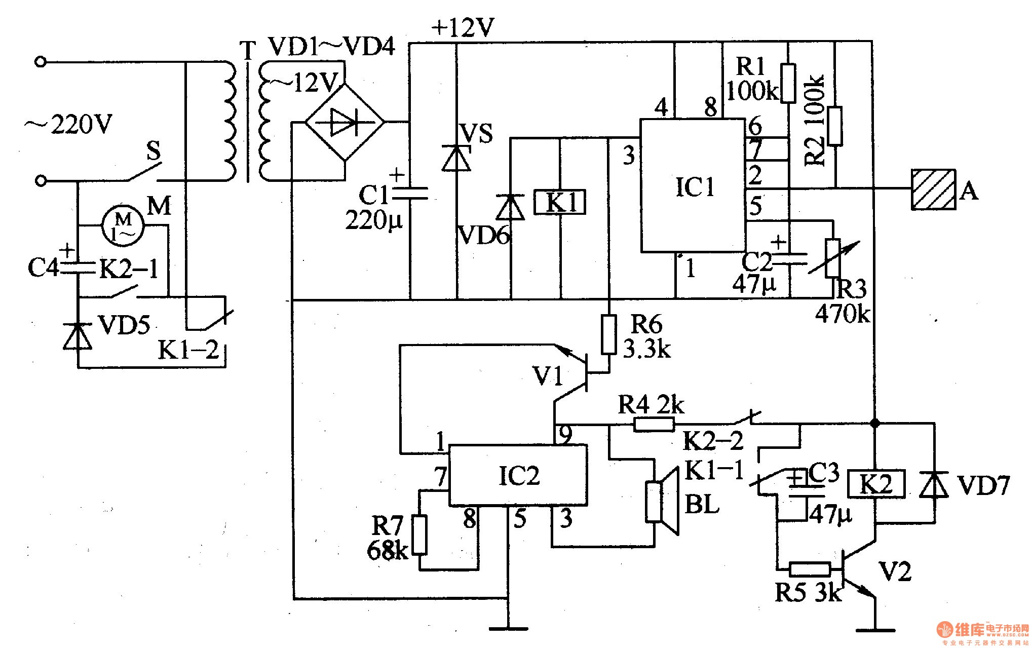 electric fans wiring diagram wiring diagram image 2 Speed Fan Wiring  Diagram electric fan circuit diagram