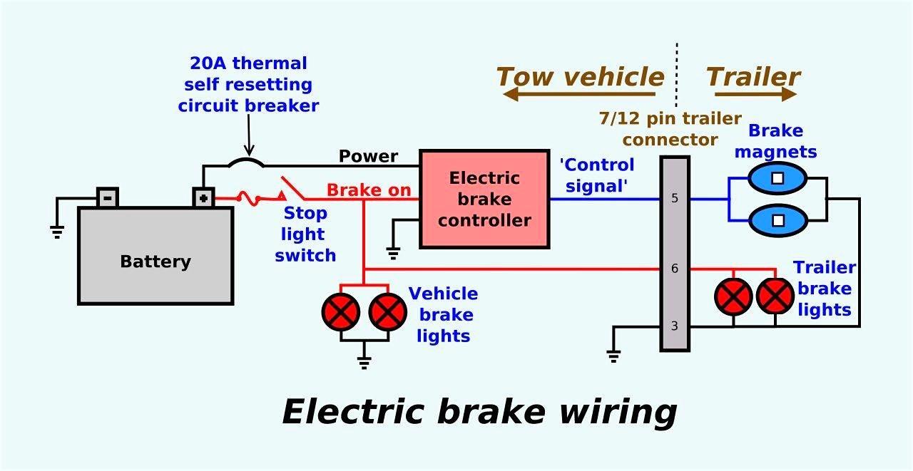 Redline Brake Controller Wiring Diagram Amazing In Electric