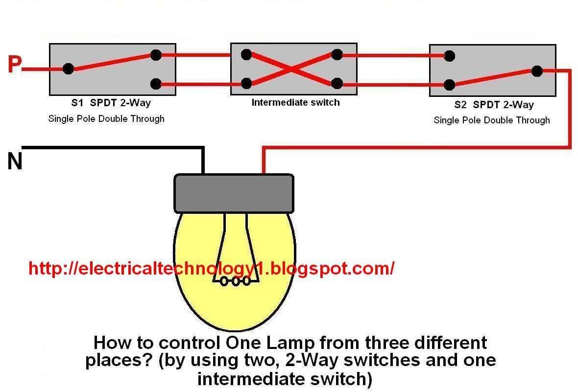 Electrical 3 Way Switch Wiring Diagram Elegant | Wiring Diagram Image