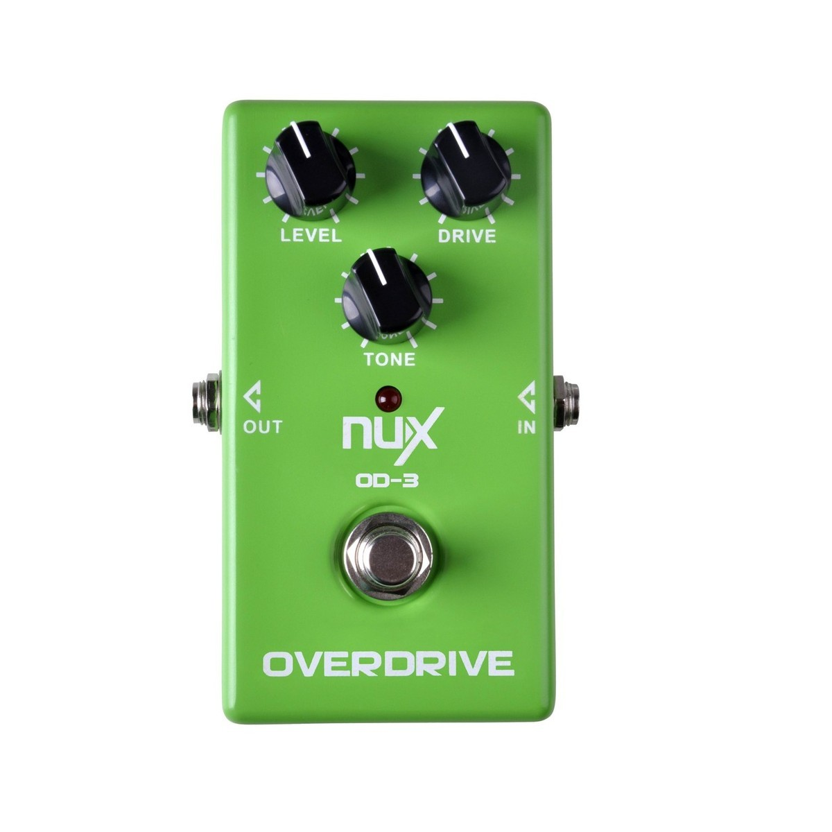 NUX OD 3 Overdrive Guitar Effects Pedal