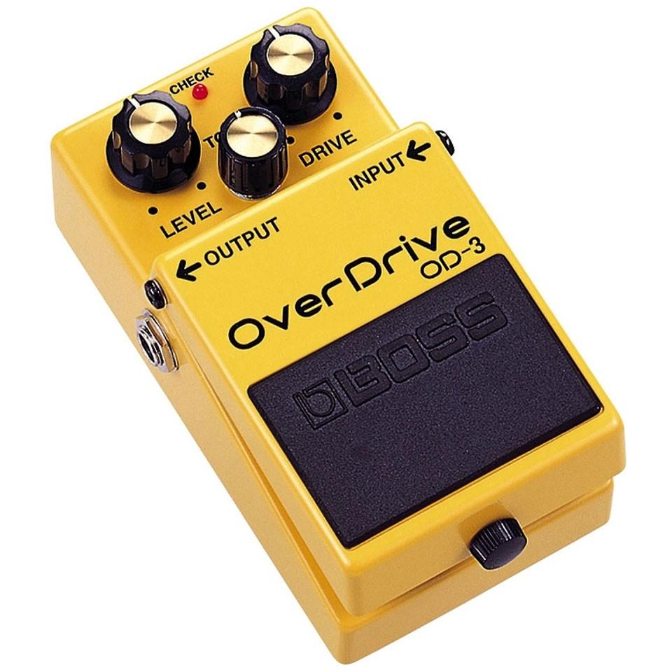 Guitar Effect Boss OD 3 OverDrive