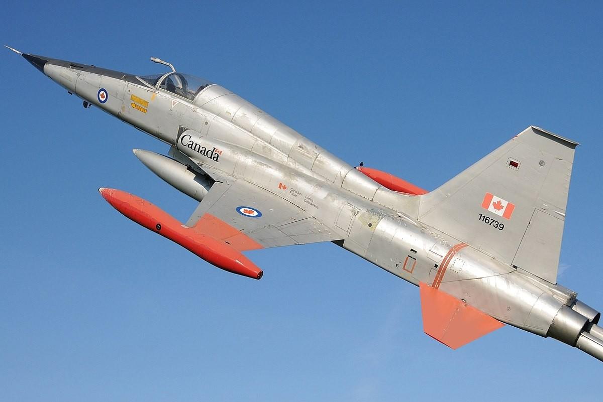 1200px Northrop Canadair CF 116A CL 219 Canada Air Force AN