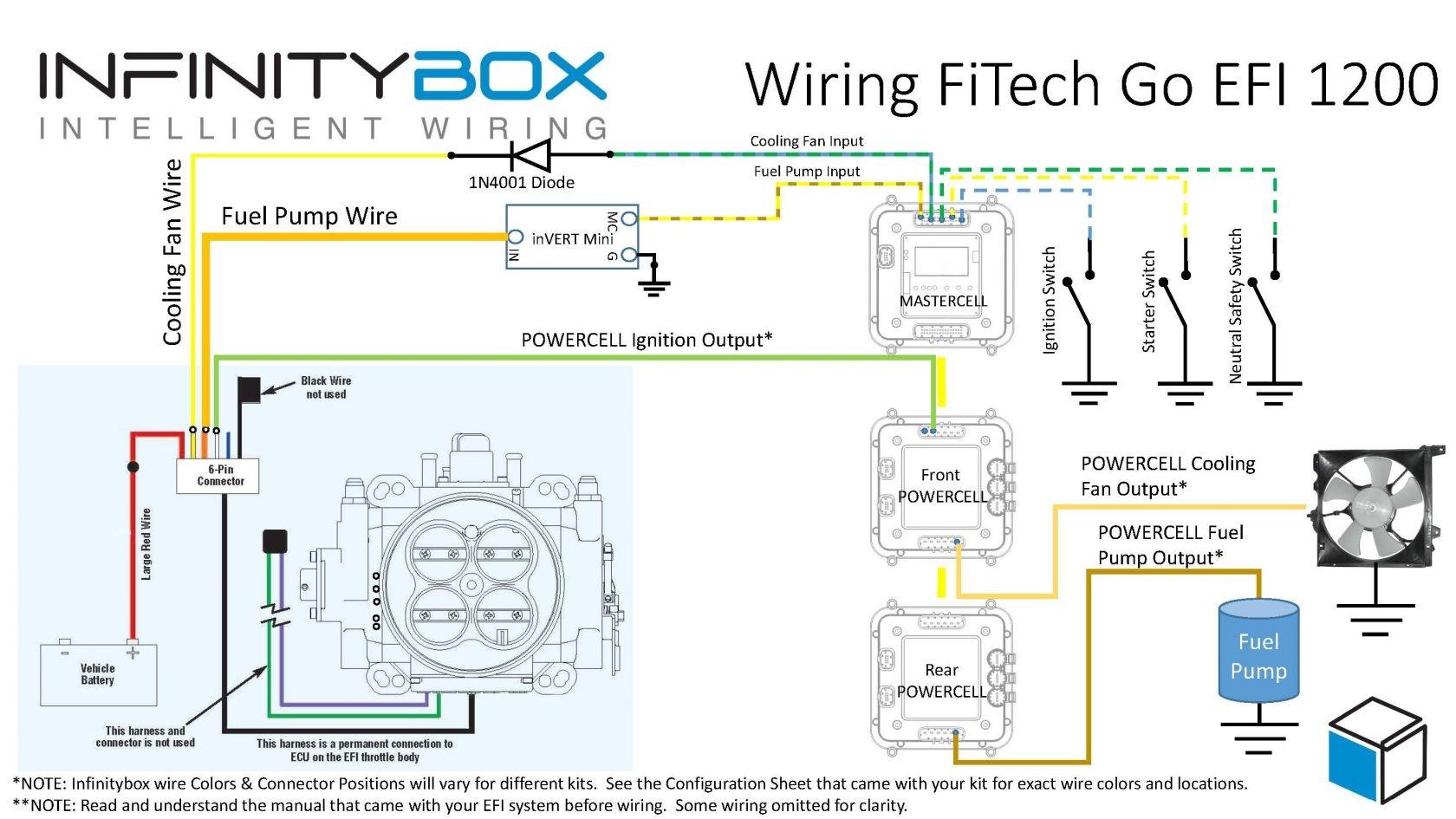 Fitech Wiring Diagram Elegant