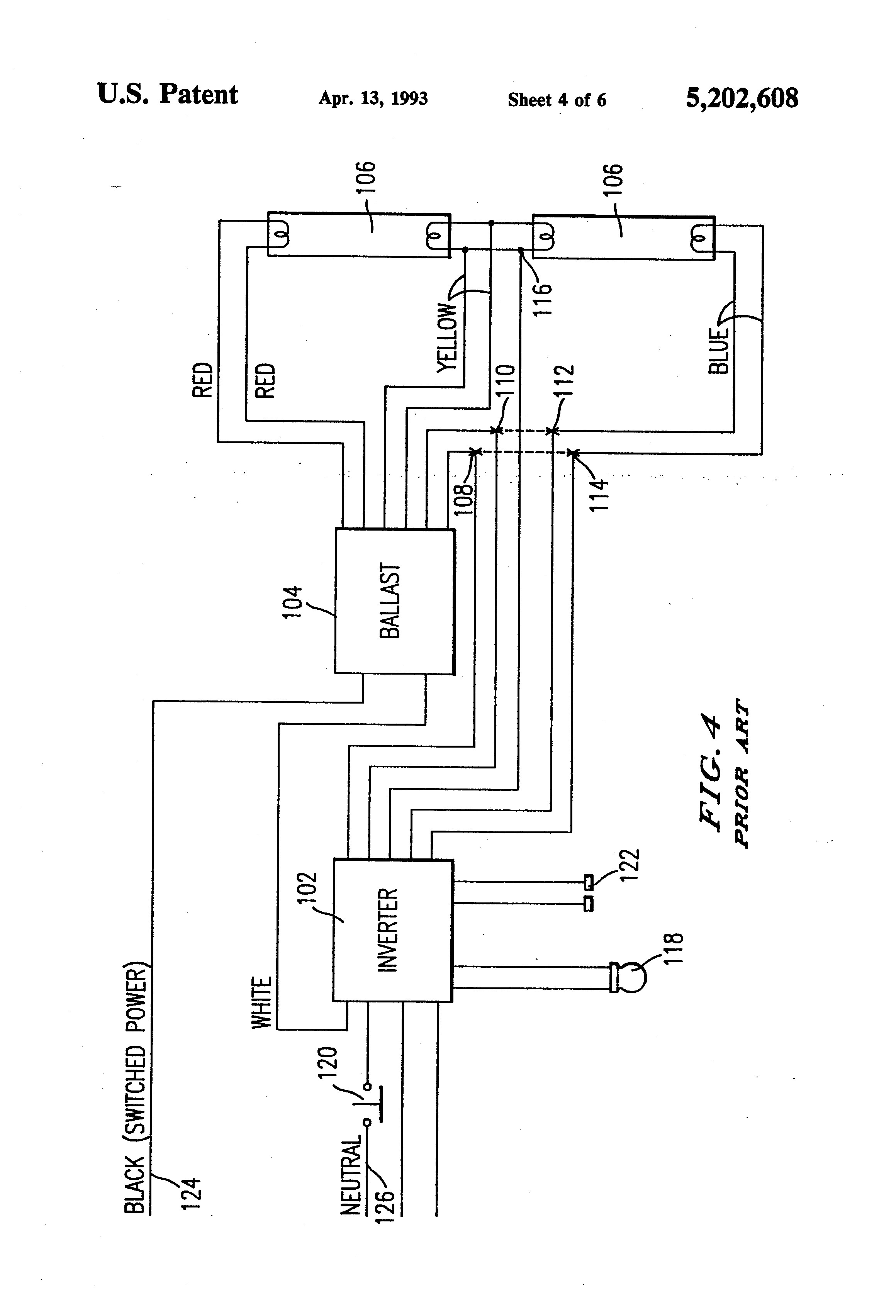 Philips Bodine    B50st       Wiring       Diagram        Wiring       Diagram
