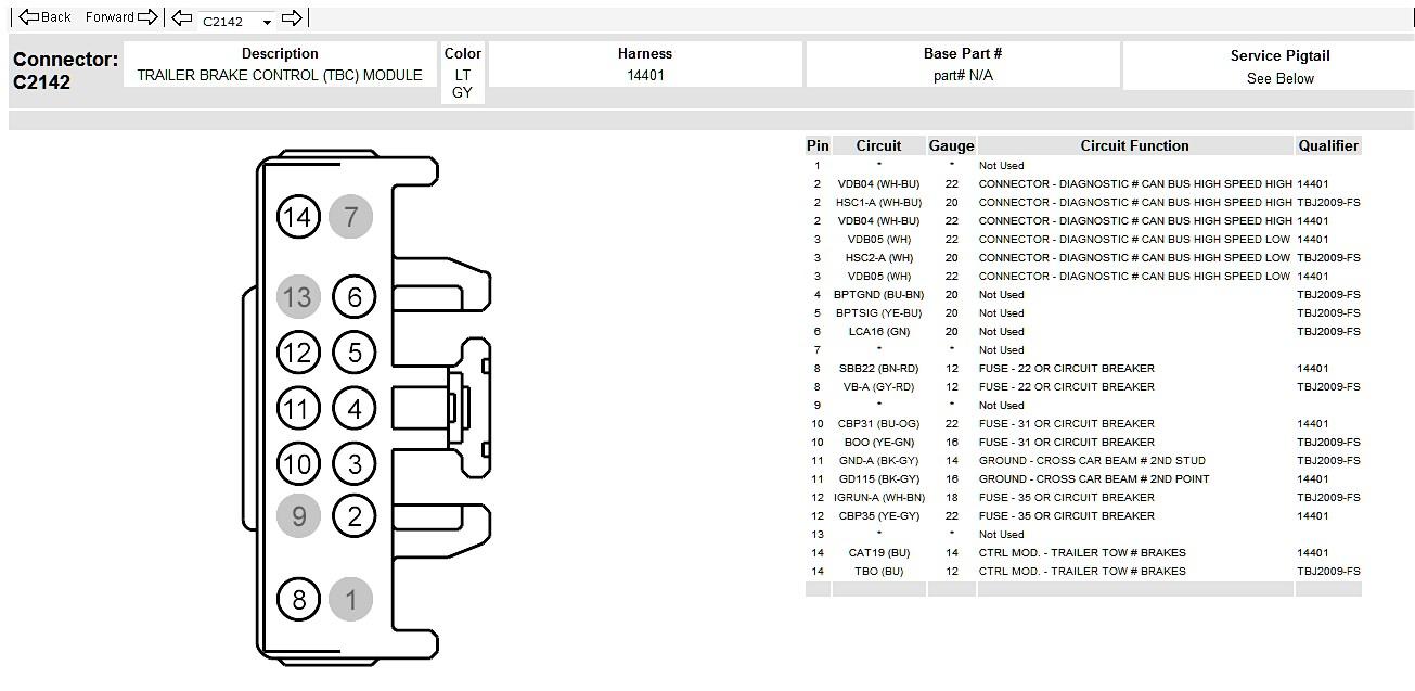 ford brake controller wiring diagram wiring diagram image rh mainetreasurechest com ford f 150 trailer brake wiring diagram 2000 ford f250 trailer brake wiring diagram